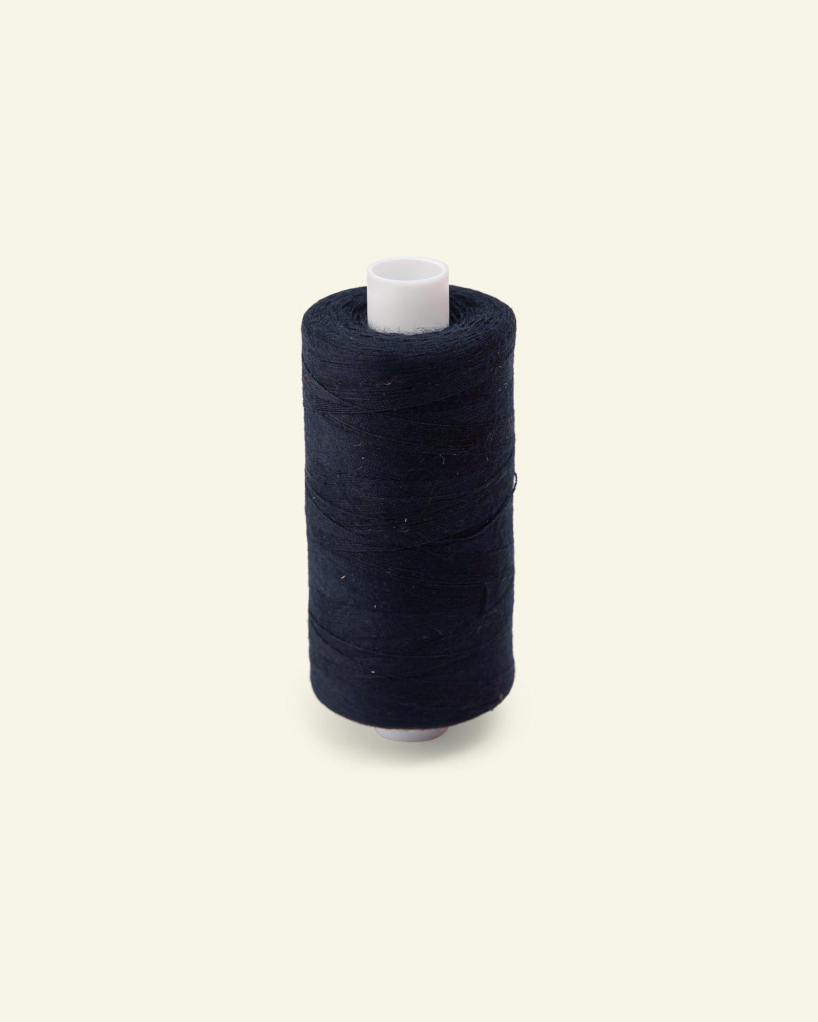 Sewing thread dark navy 1000m