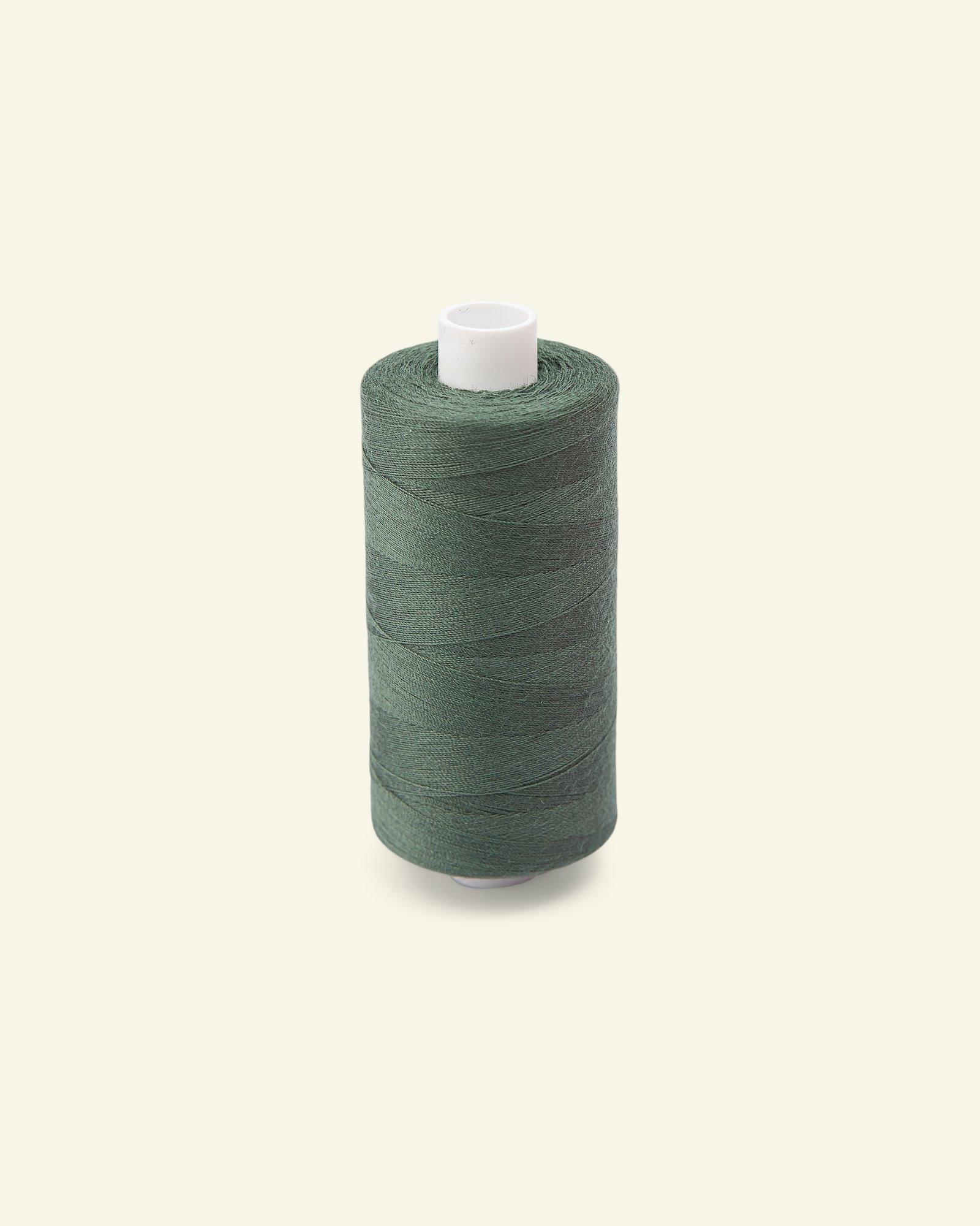Sewing thread dusty green 1000m