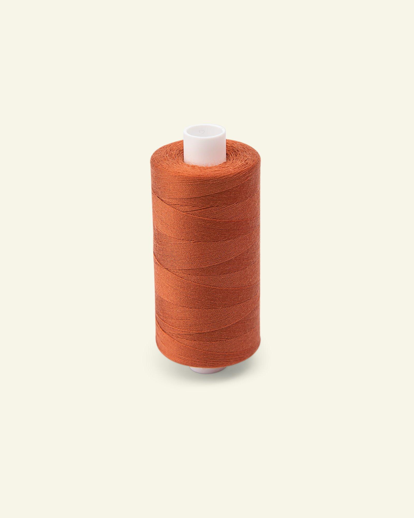 Sewing thread terracotta 1000m