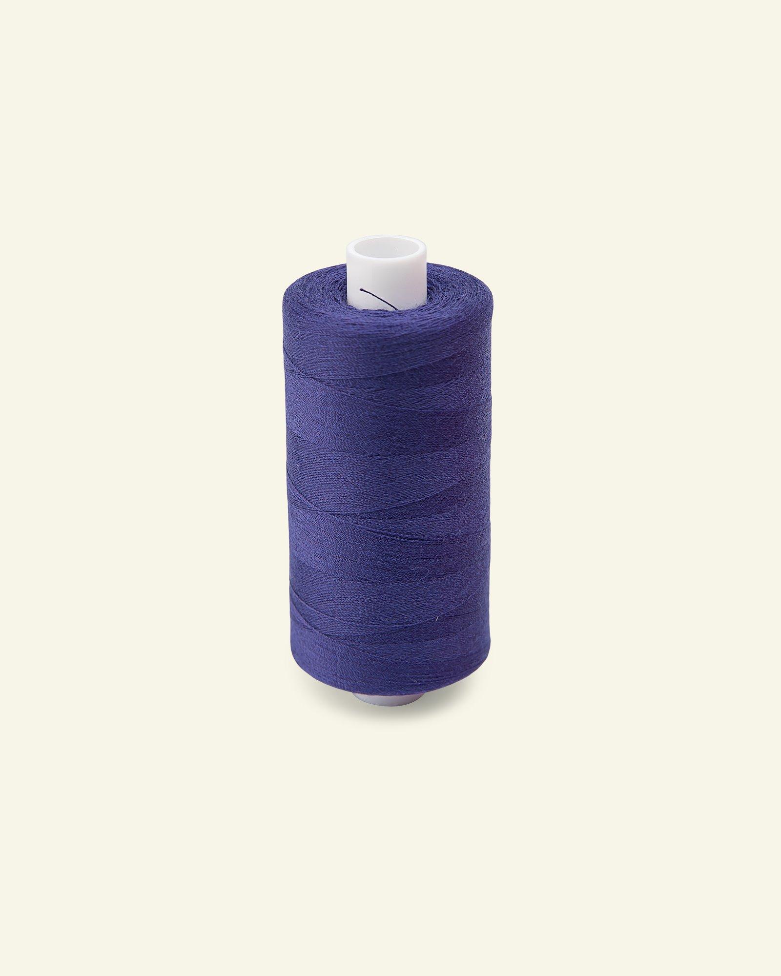 Sewing thread bluepurple 1000m