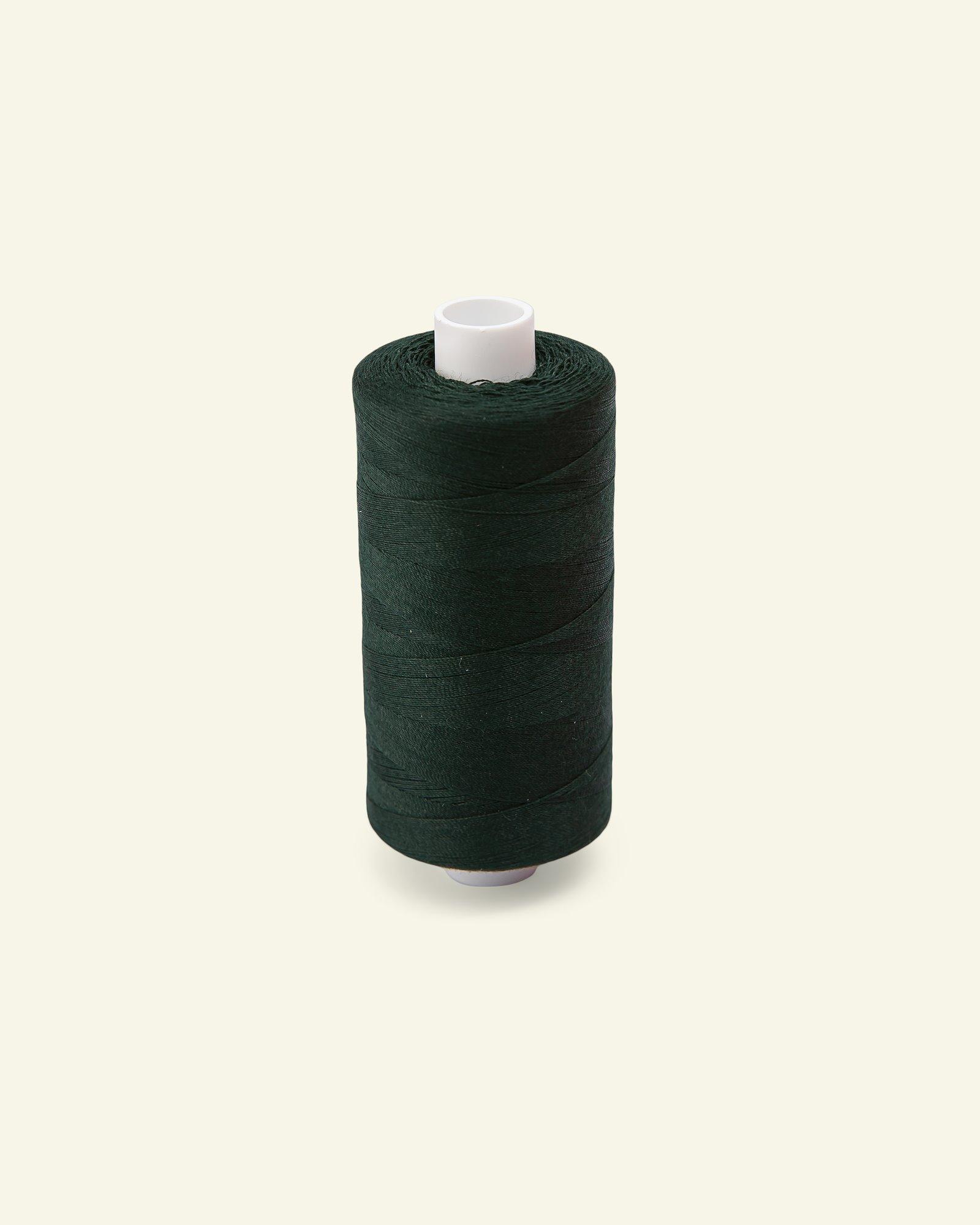 Sewing thread dark bottlegreen 1000m