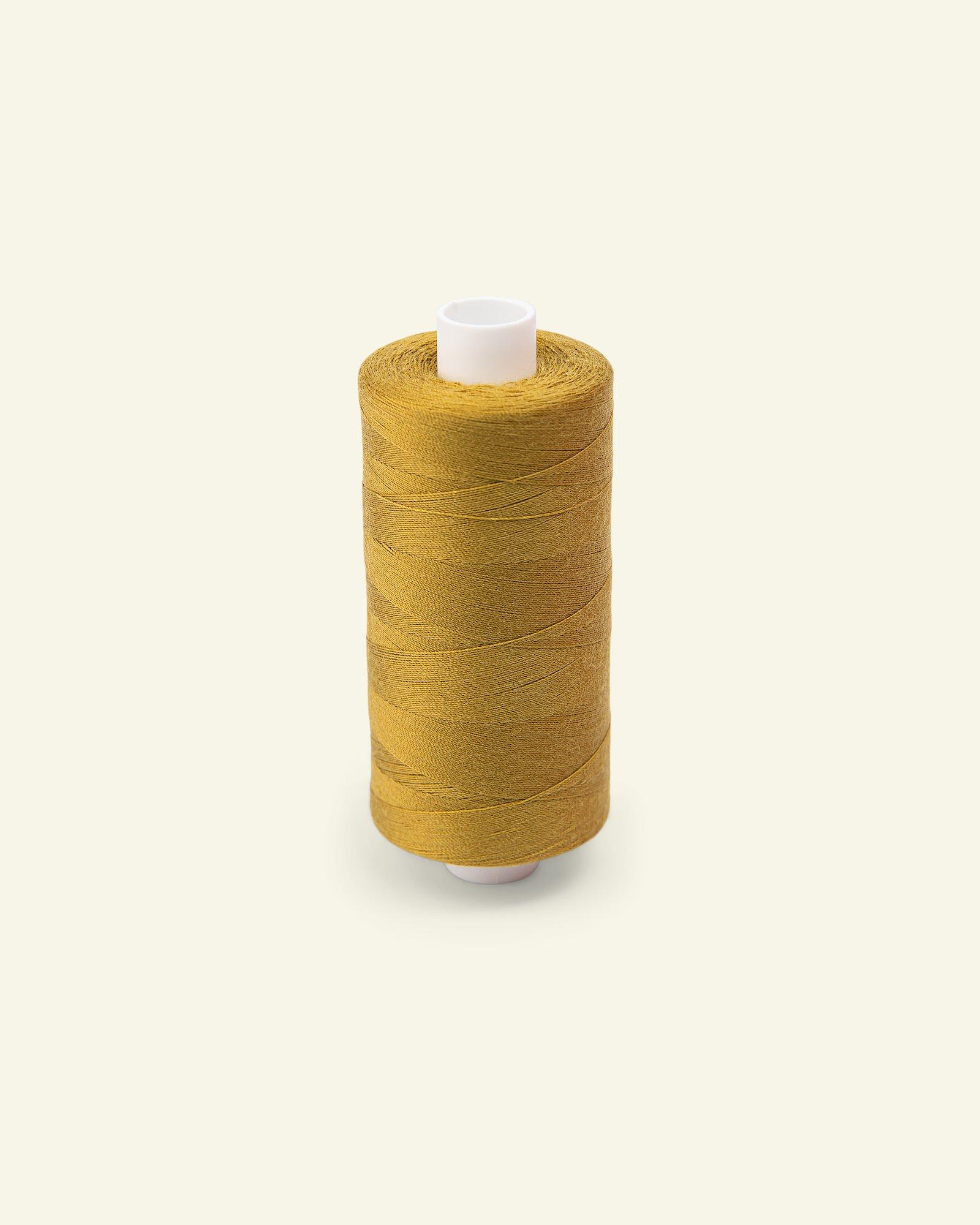 Sewing thread dark curry 1000m