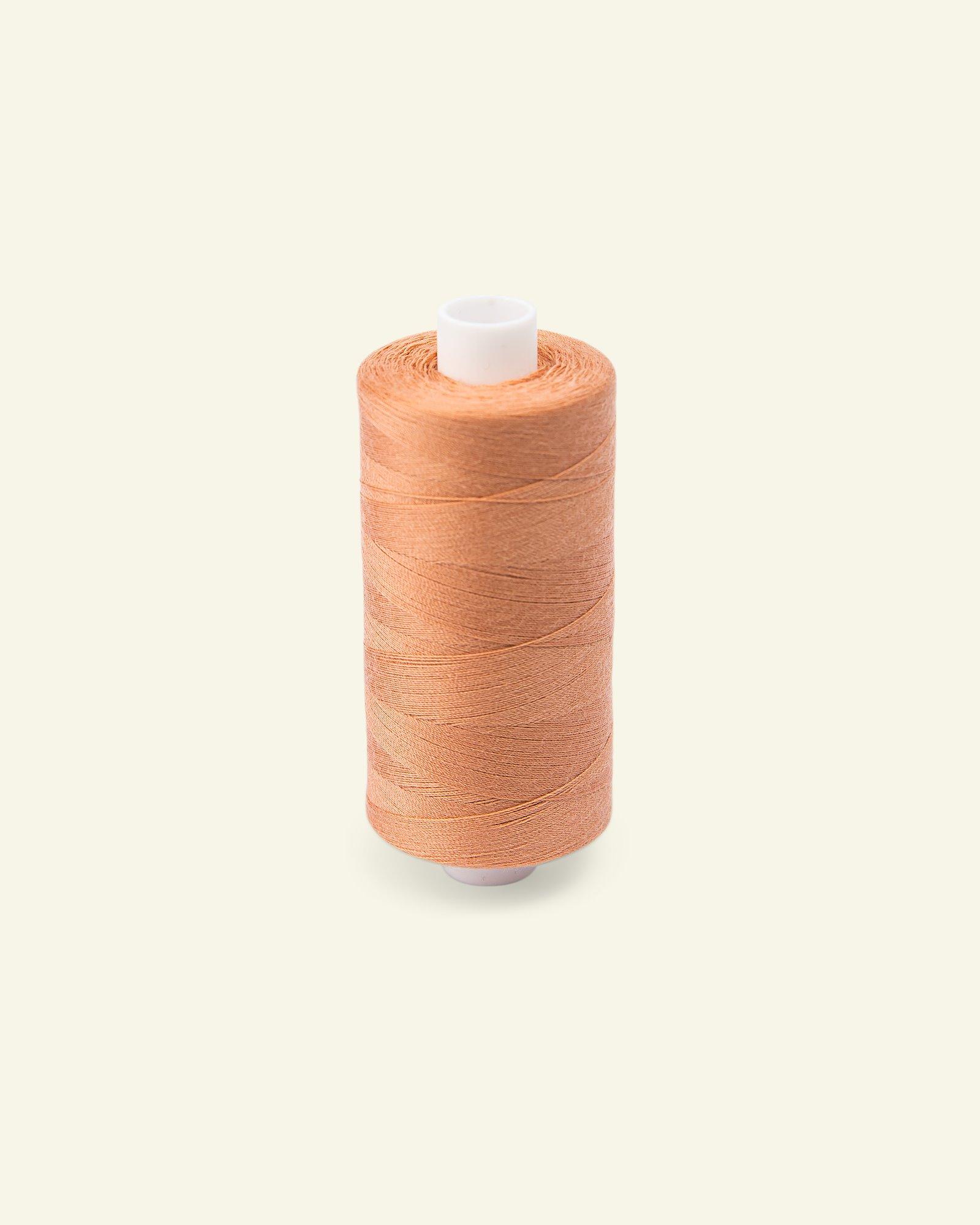 Sewing thread light terracotta 1000m