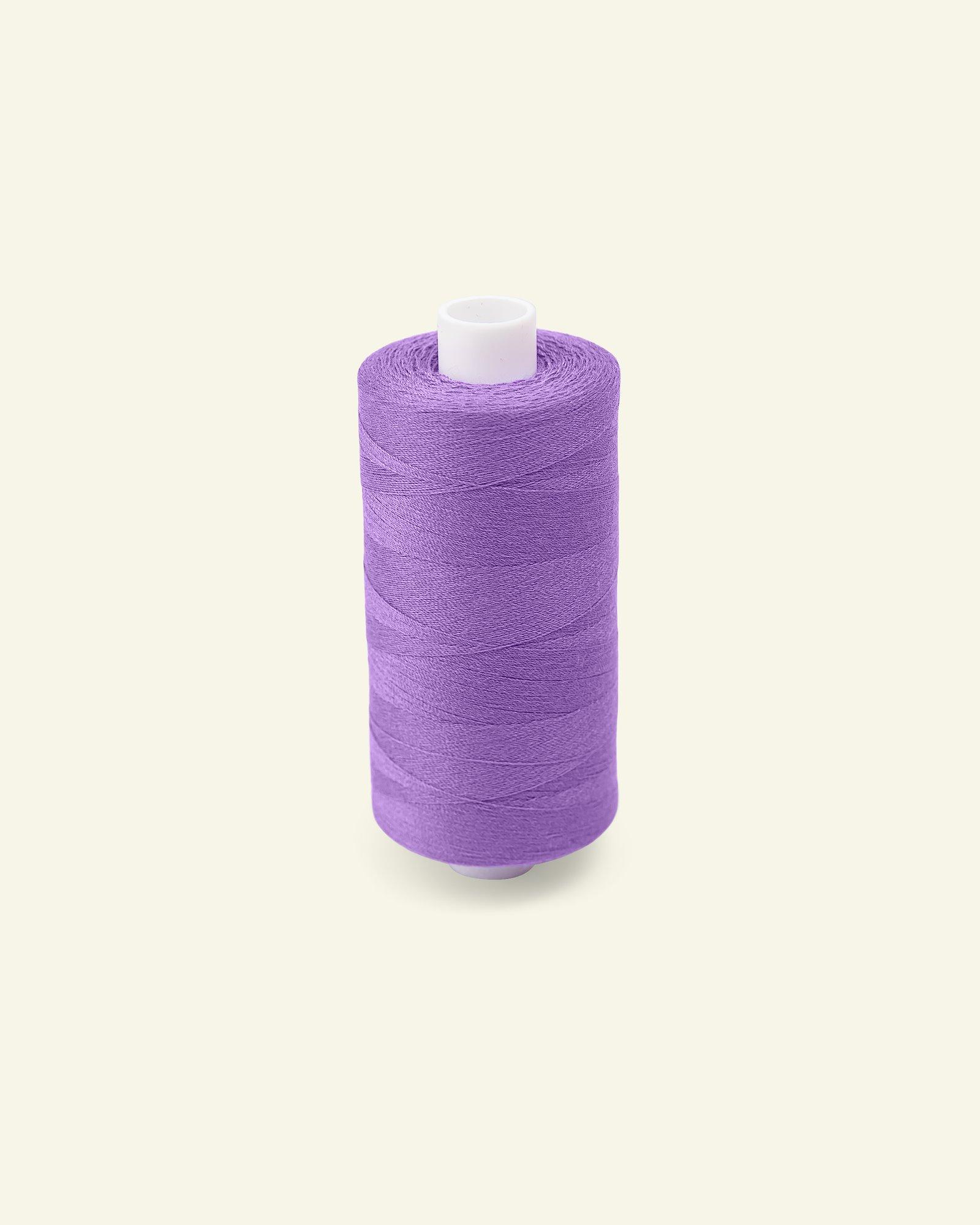 Sewing thread dark lavender 1000m