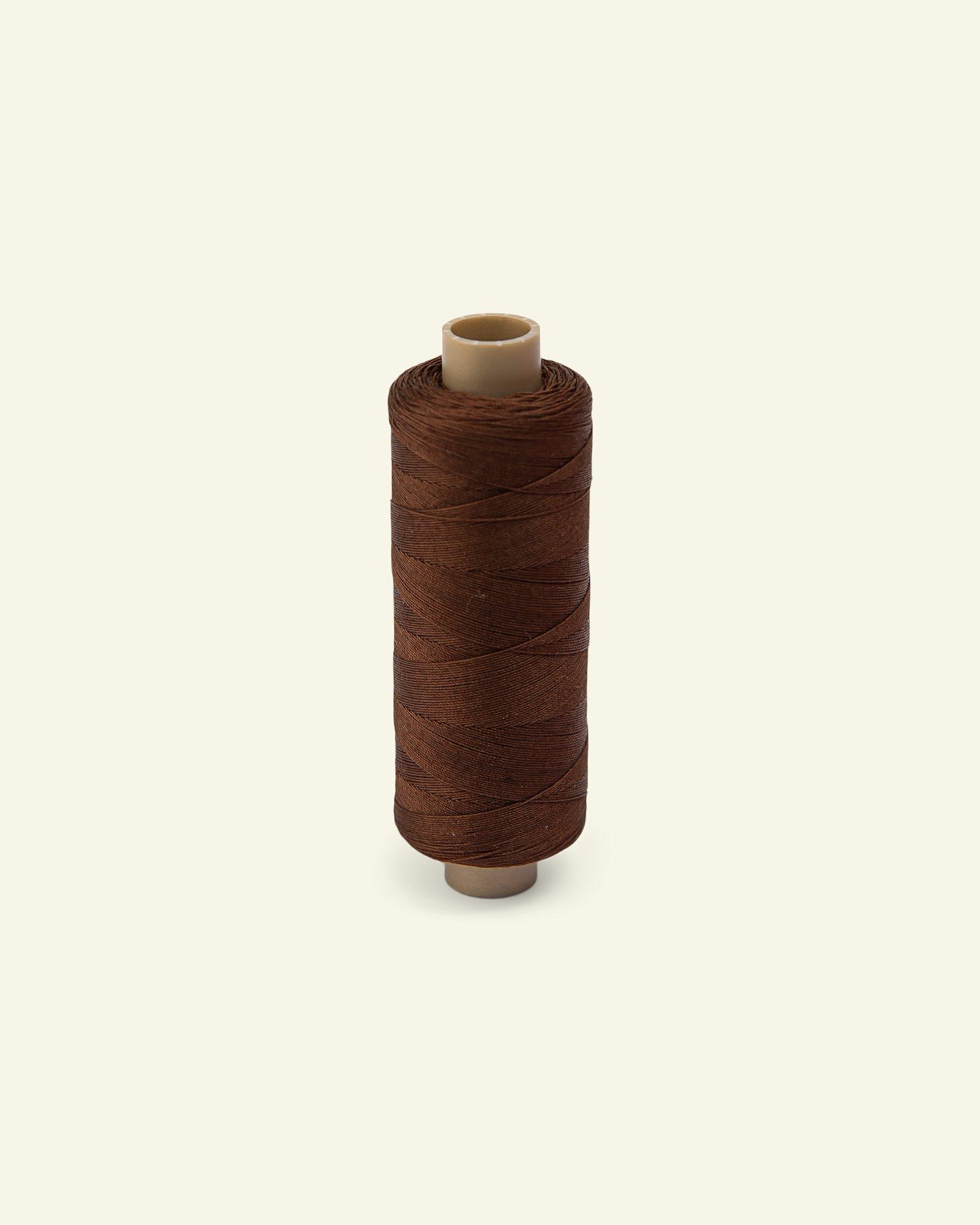 Quilting thread dark brown 300m