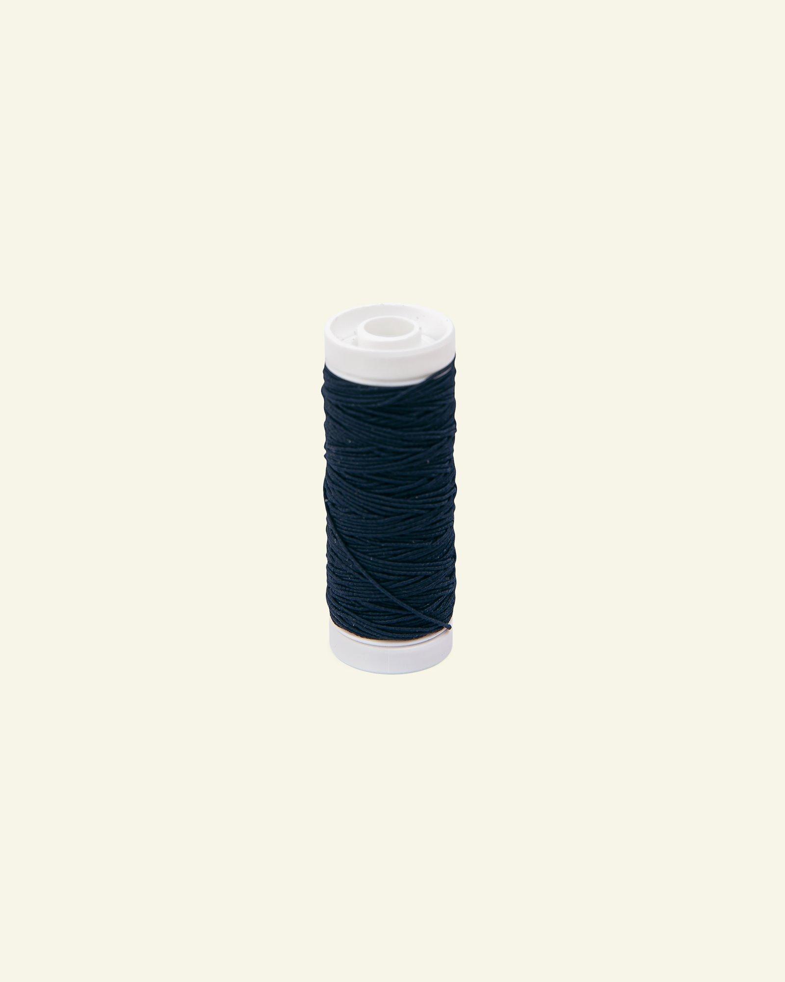 Elastic thread navy 20m