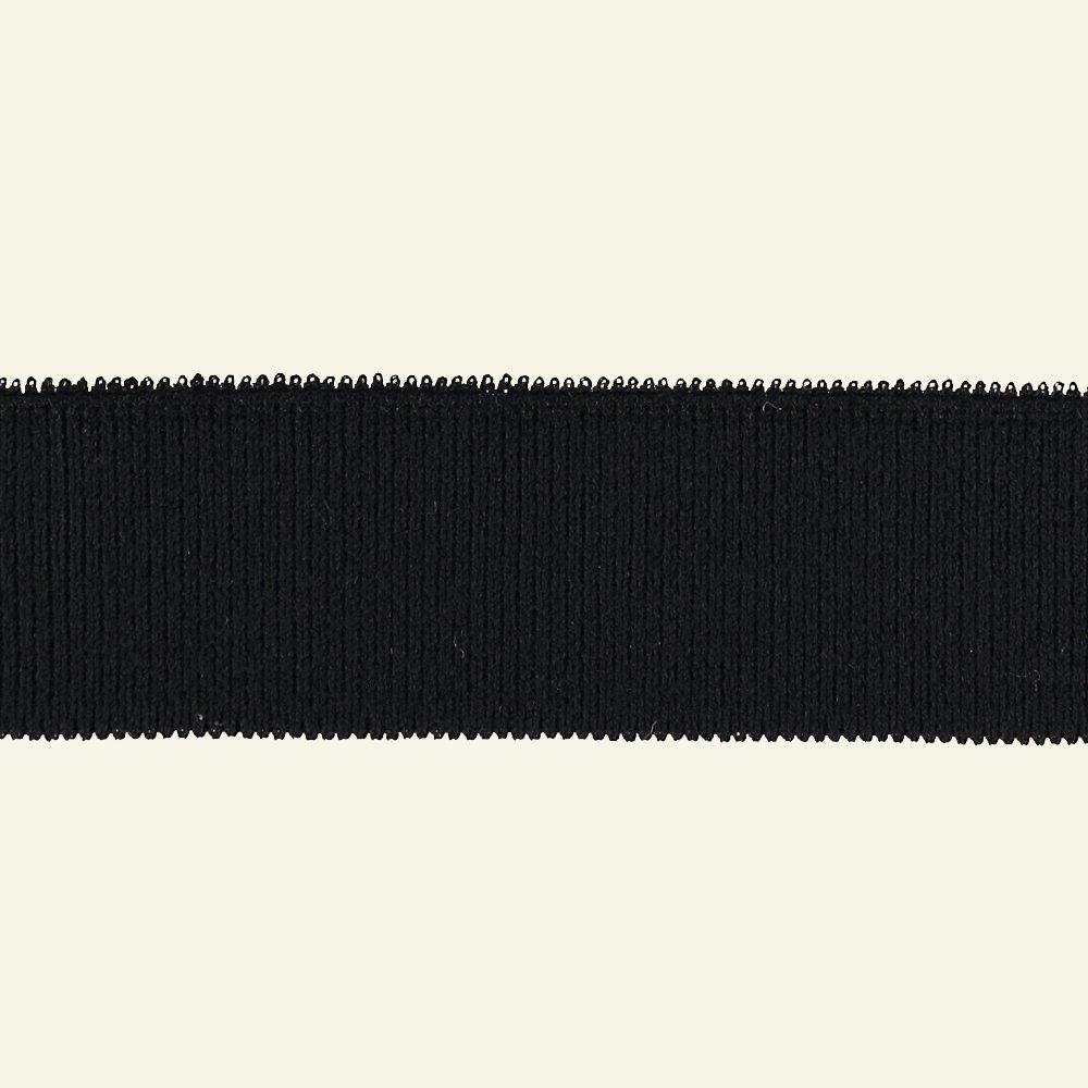 1x1 rib 3,5x100cm black 1pcs 96132_pack