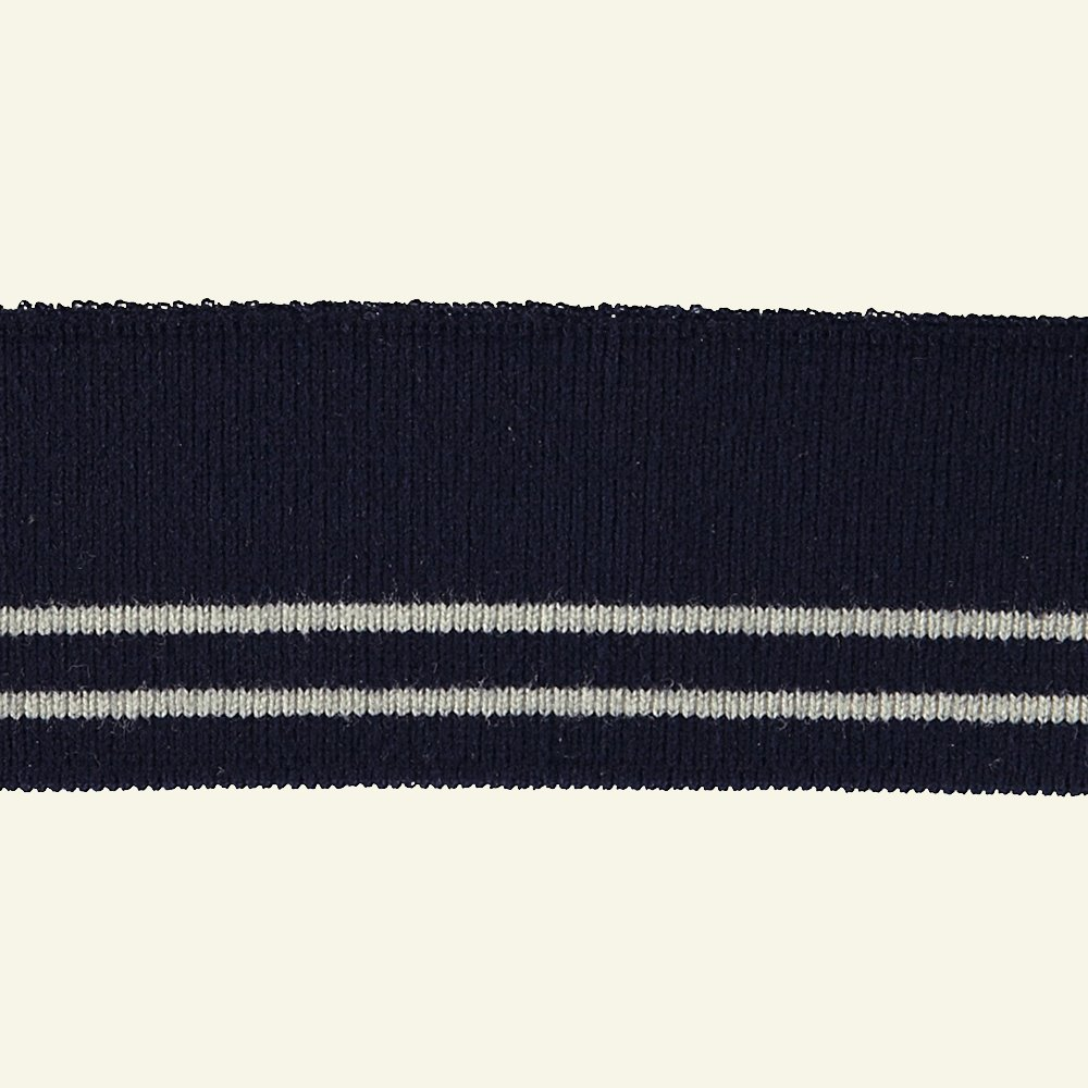 1x1 rib 3,5x100cm blue/nature 1pcs 96131_pack