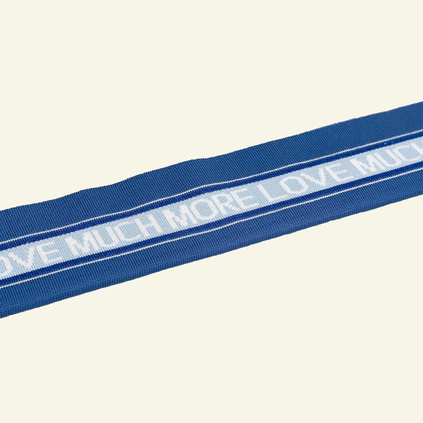1x1 rib fold 14x100cm blue 1pc 96188_pack_b