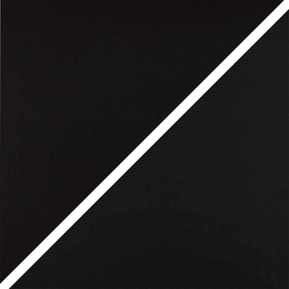 Softshell Schwarz Rückseite Schwarz