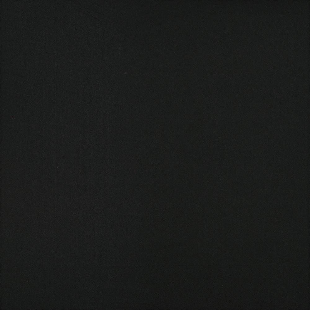 Interlock polyester black