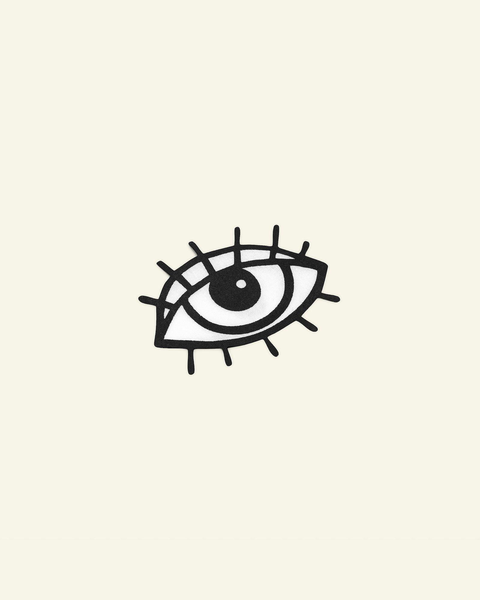 Patch eye 73x62mm 1pc