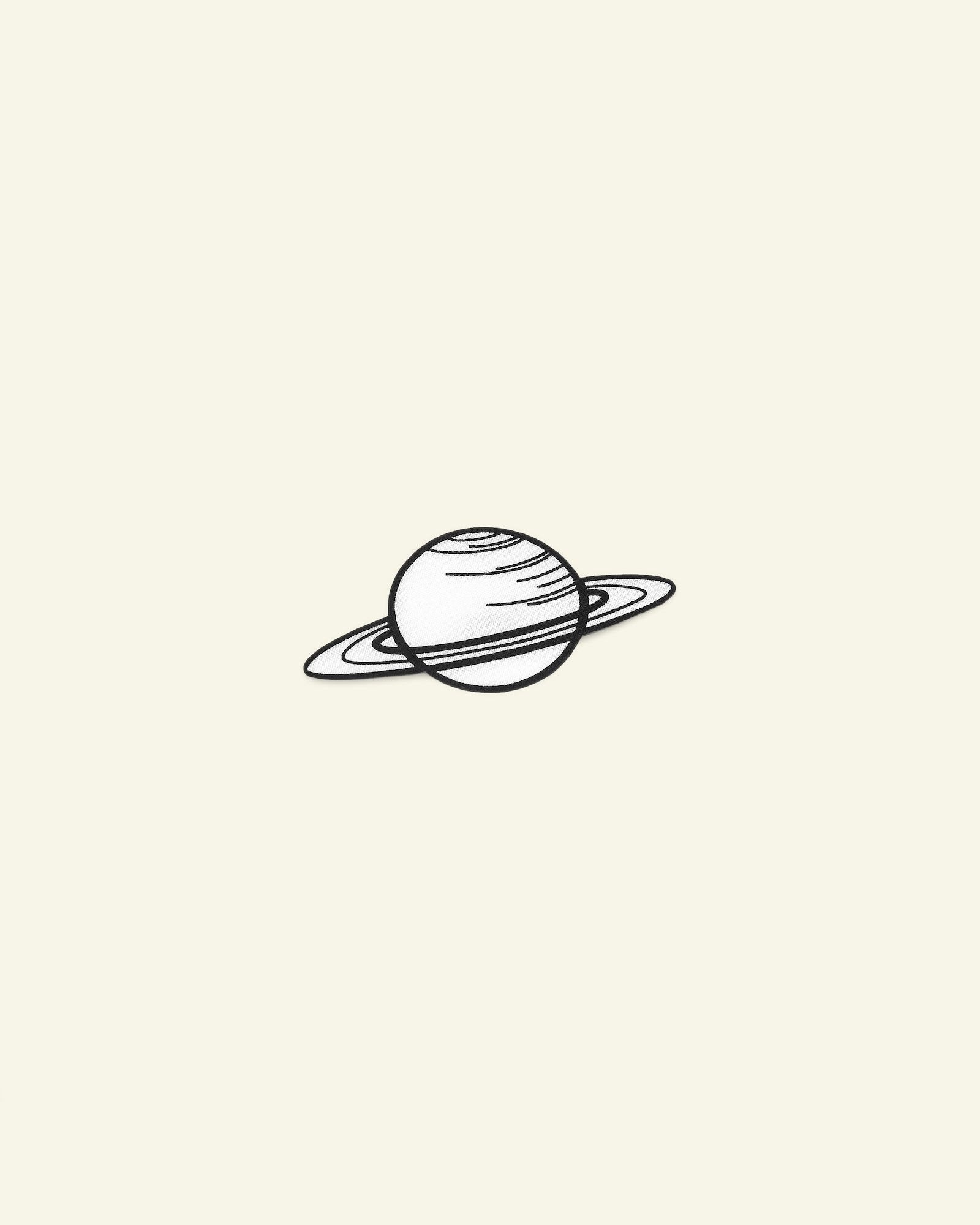 Patch planet 69x38mm 1pc