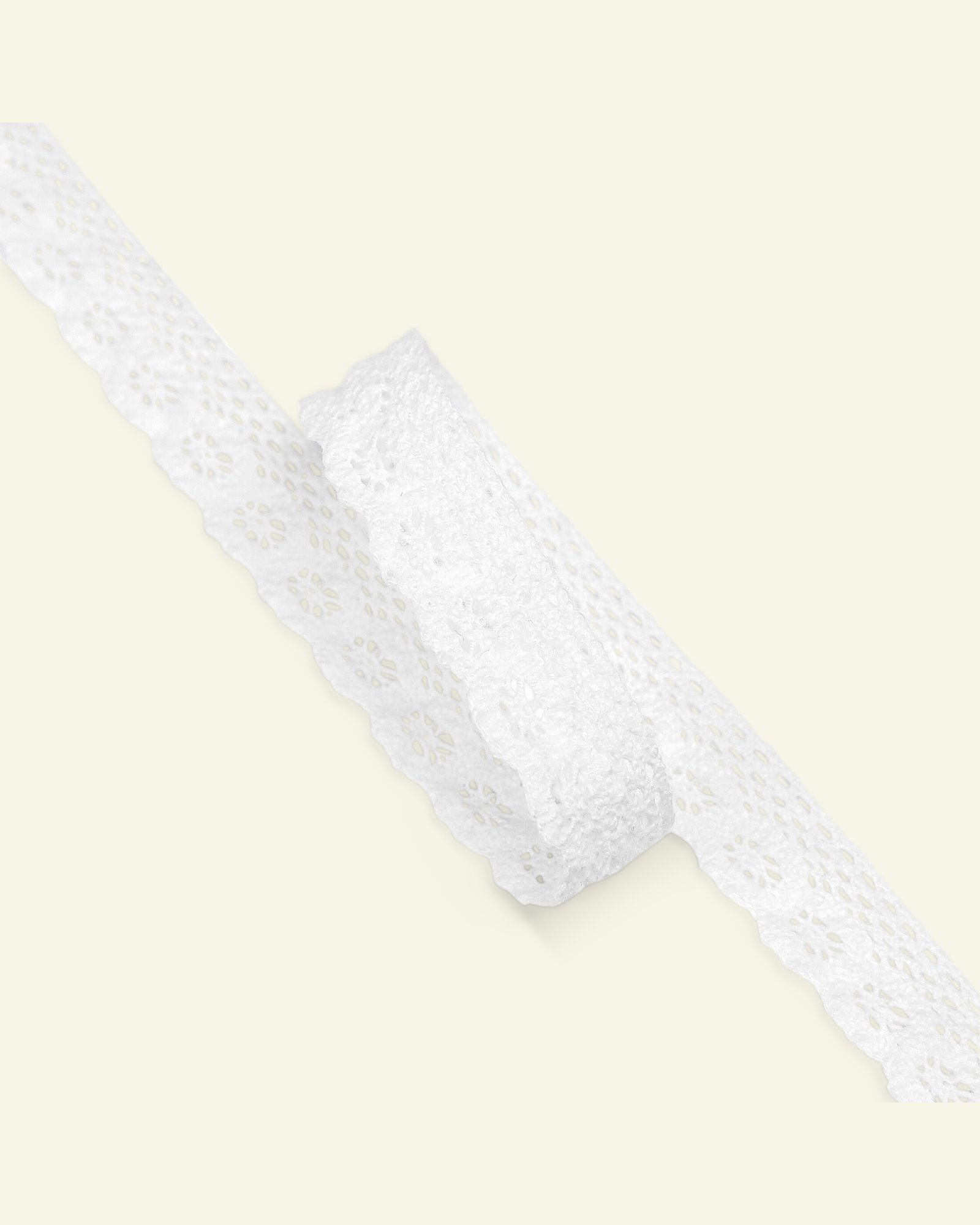 Lace 17mm  off white 3m