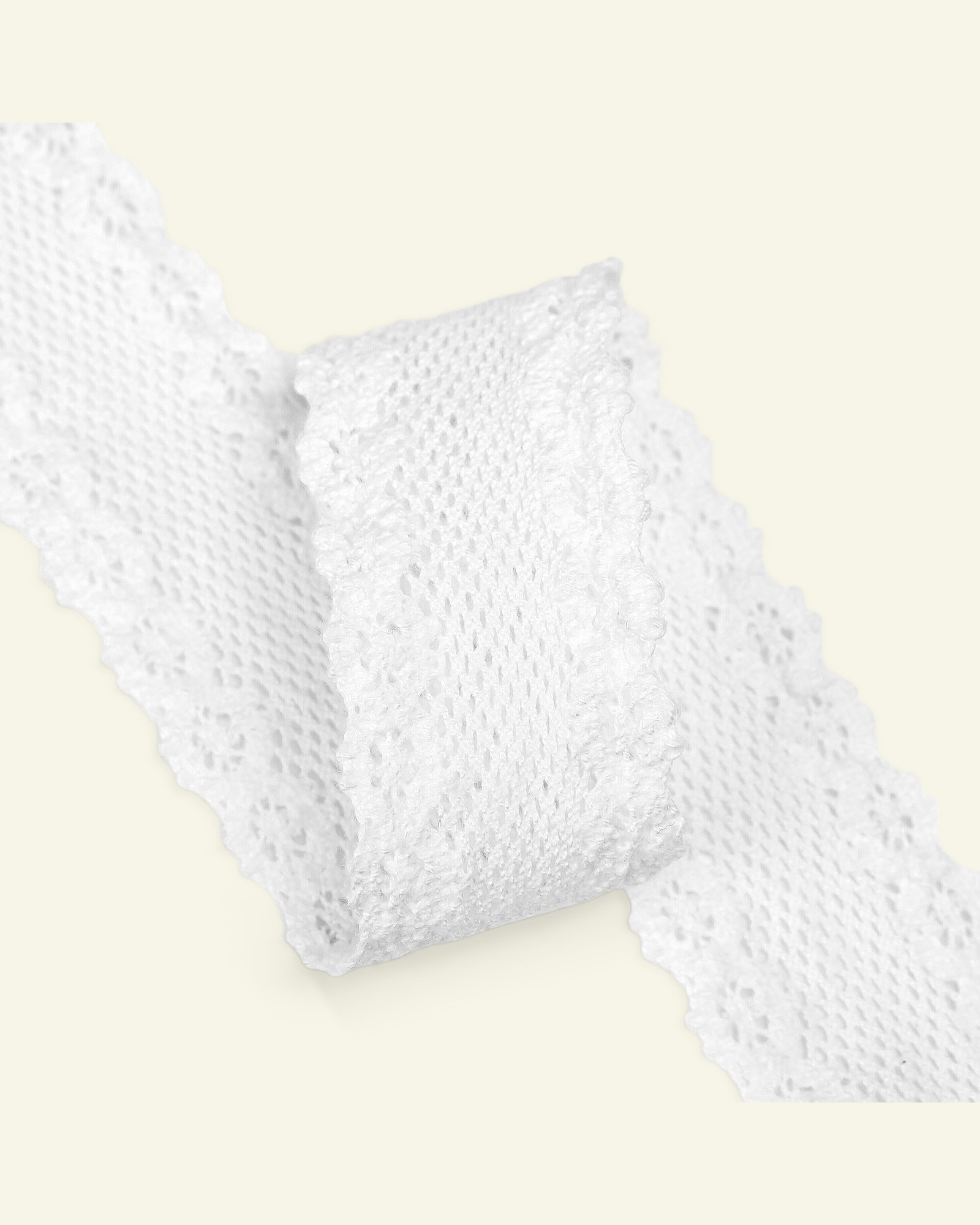Lace 30mm off white 3m