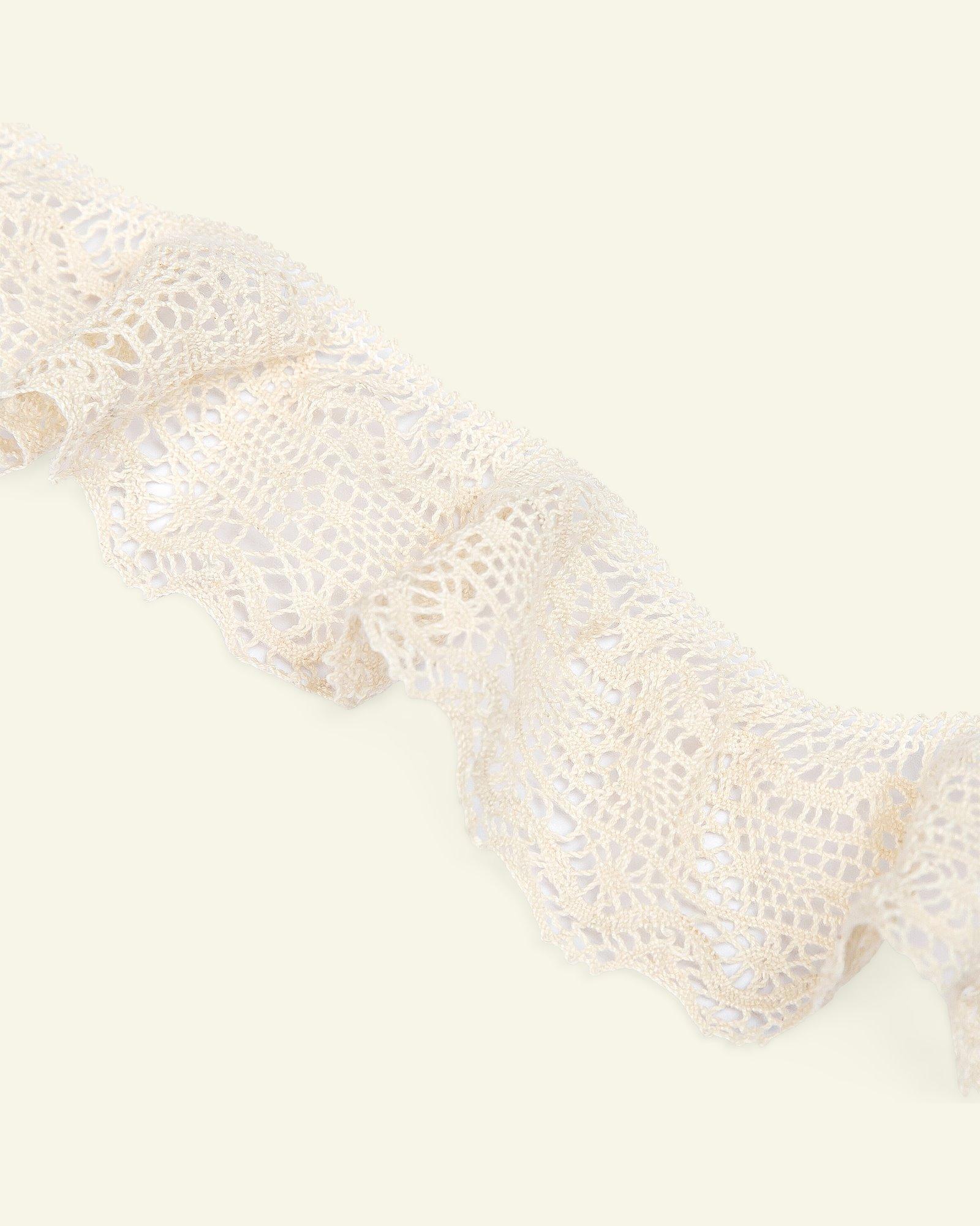 Lace stretch 45mm nature 1,5m