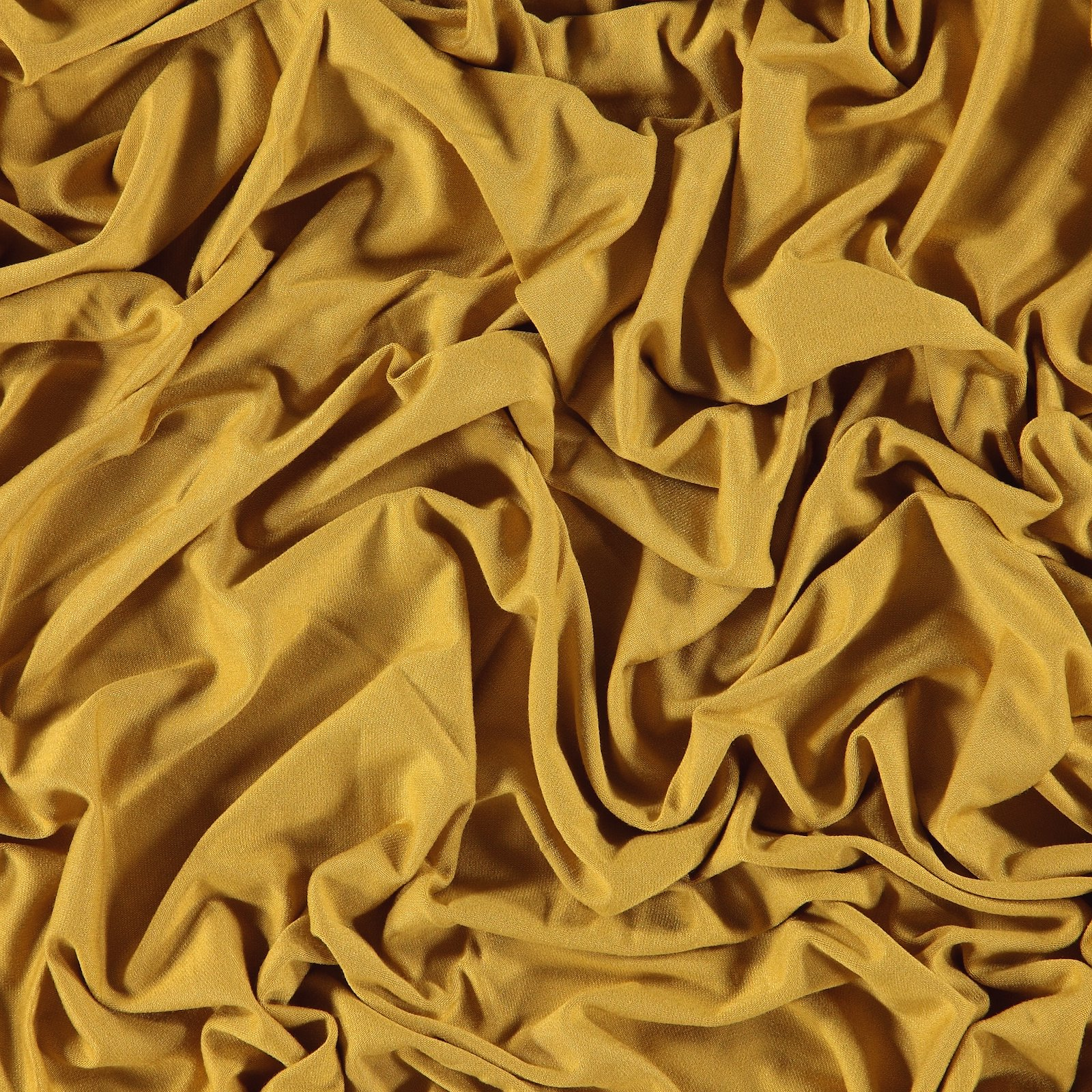 Viscose jersey dusty curry
