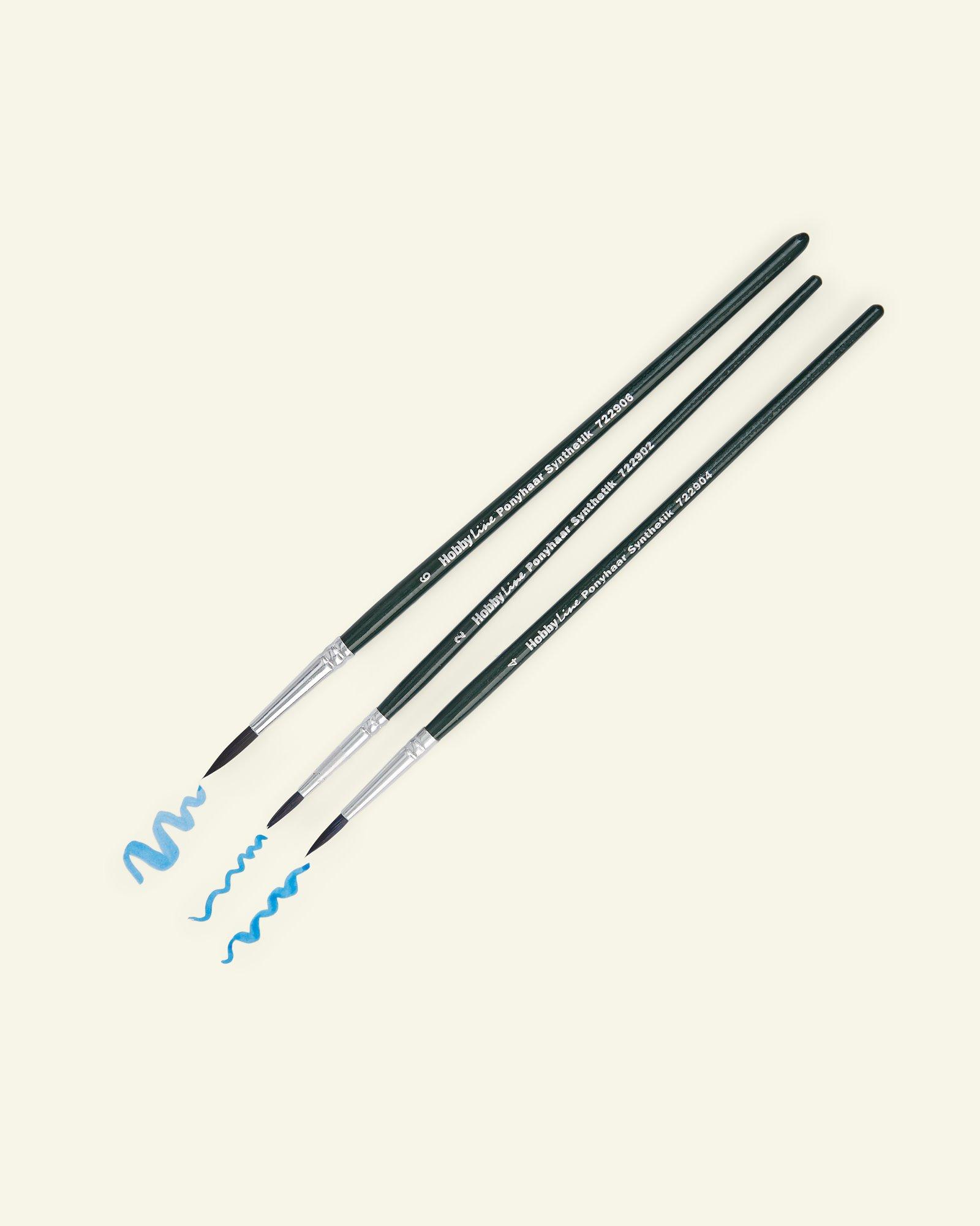 Javana universal brushes 3pcs