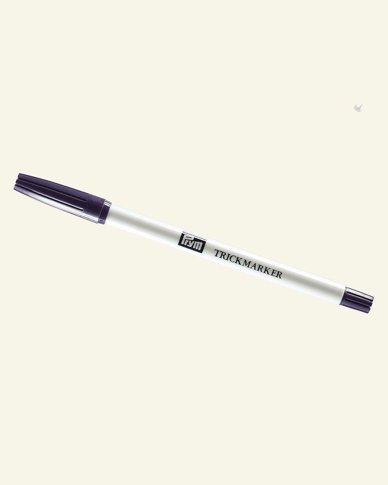 Prym marker self-erasing
