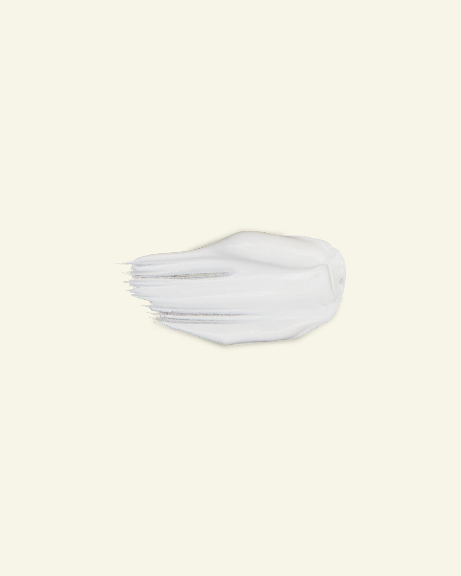 Javana opaque fabric paint white 50ml