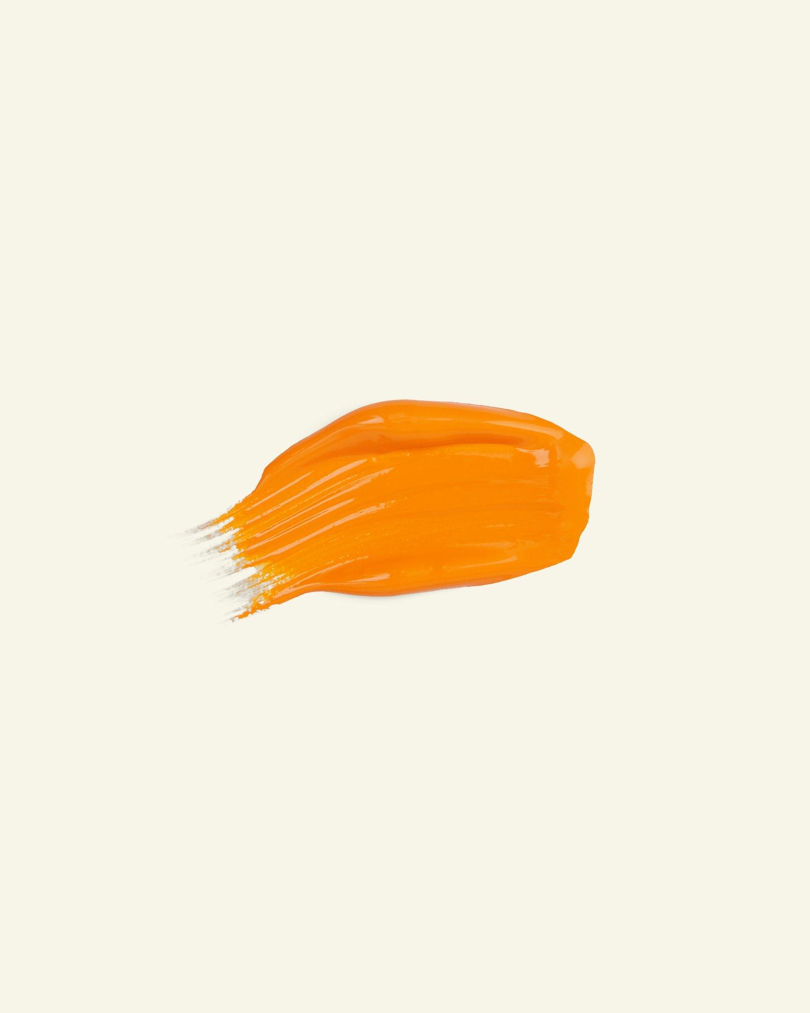 Javana opaque fabric paint orange 50ml