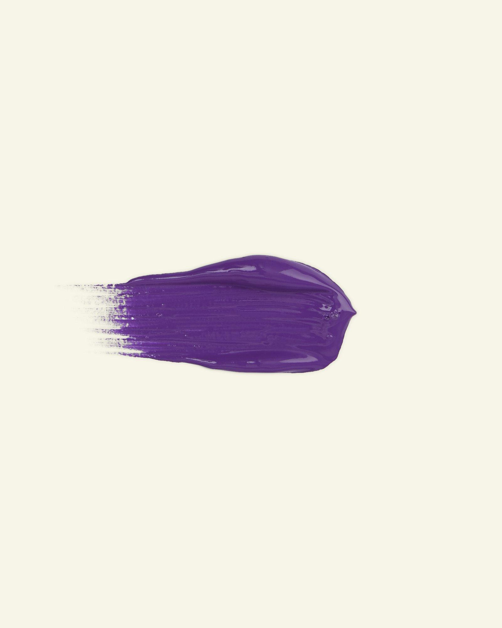 Javana opaque fabric paint purple 50ml
