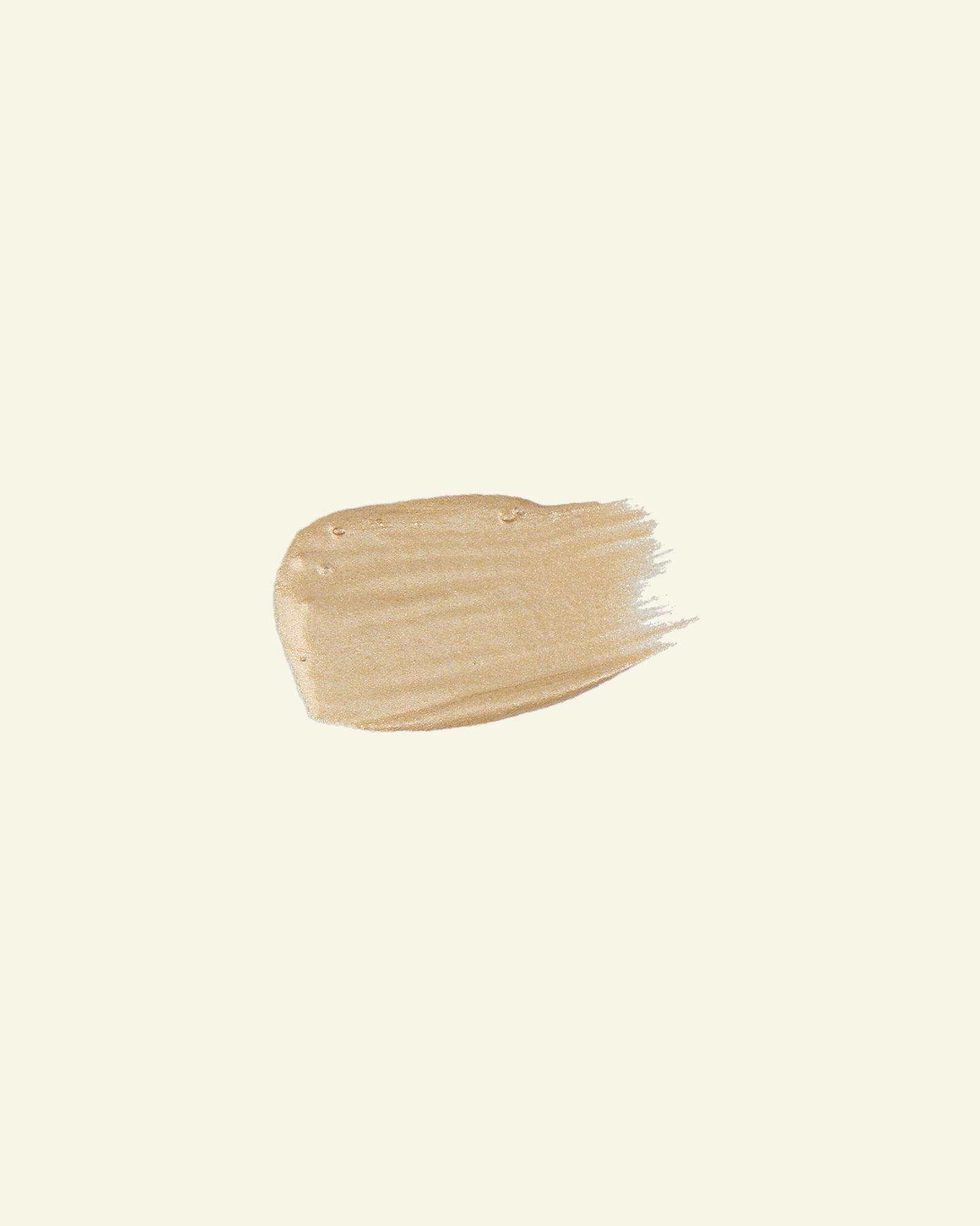 Javana opaque fabric paint gold 50ml