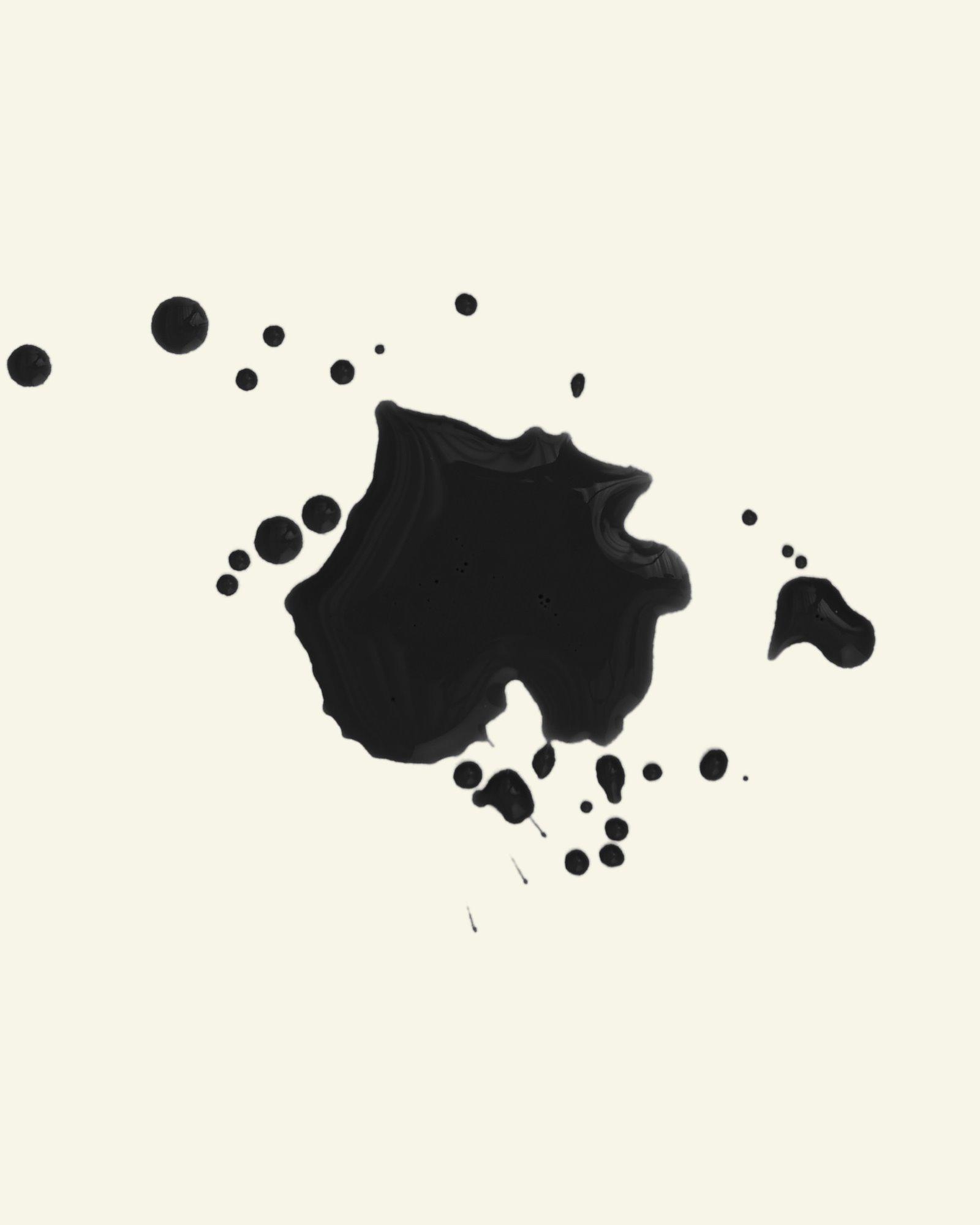 Javana Silk paint black 50ml