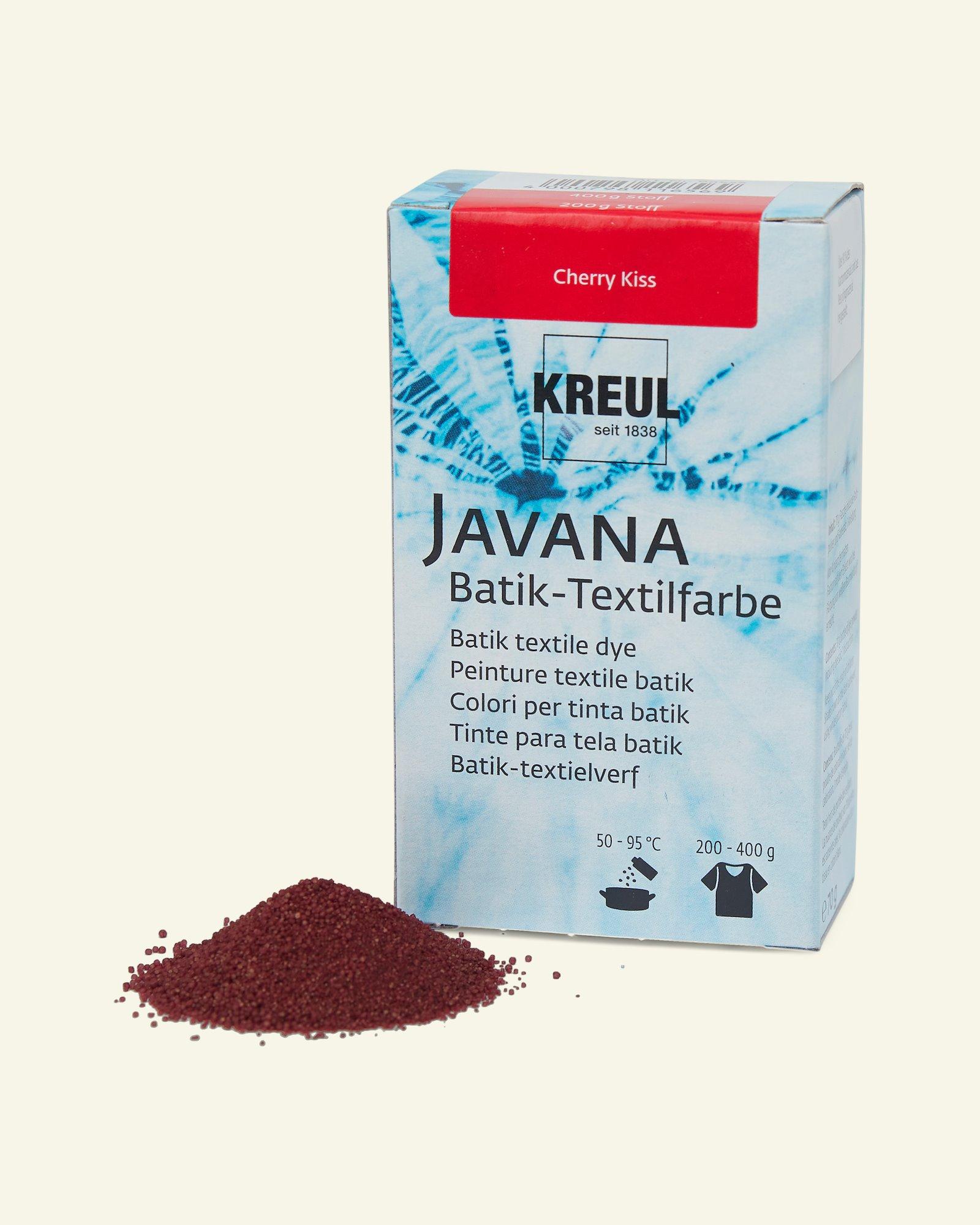 Javana batik dye wine red 70g