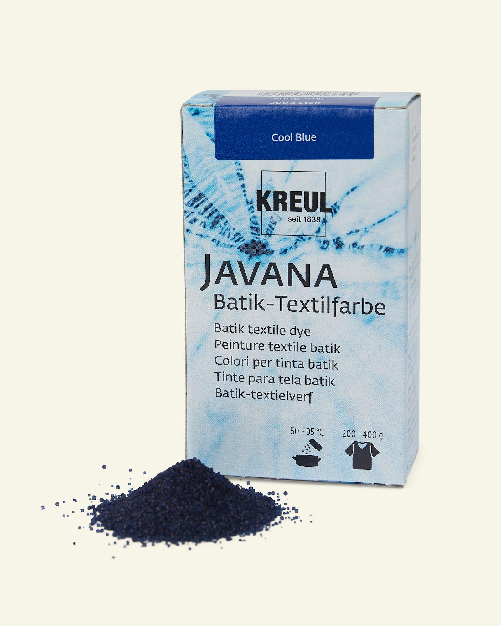 Javana batik dye blue 70g