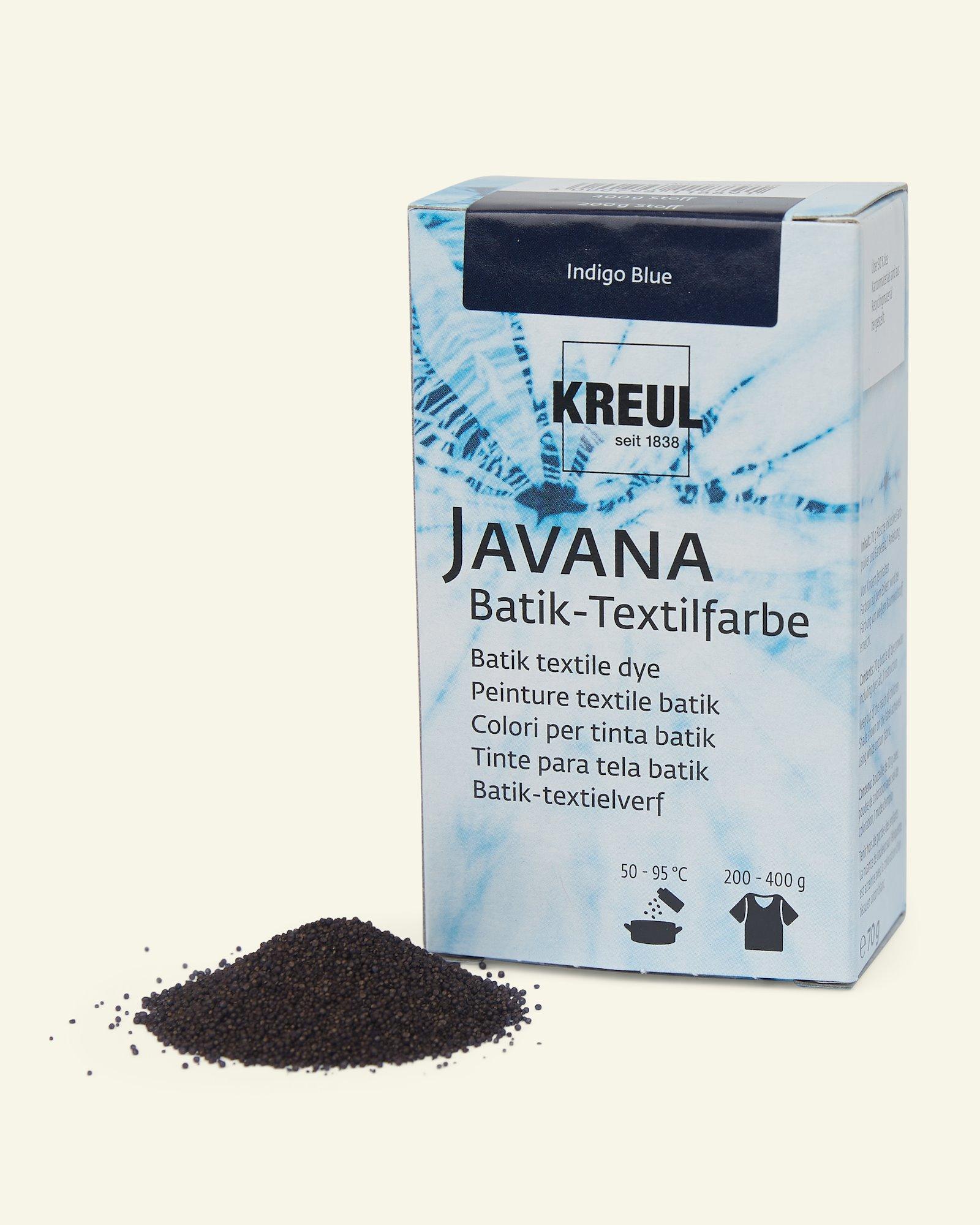 Javana batik dye indigo 70g