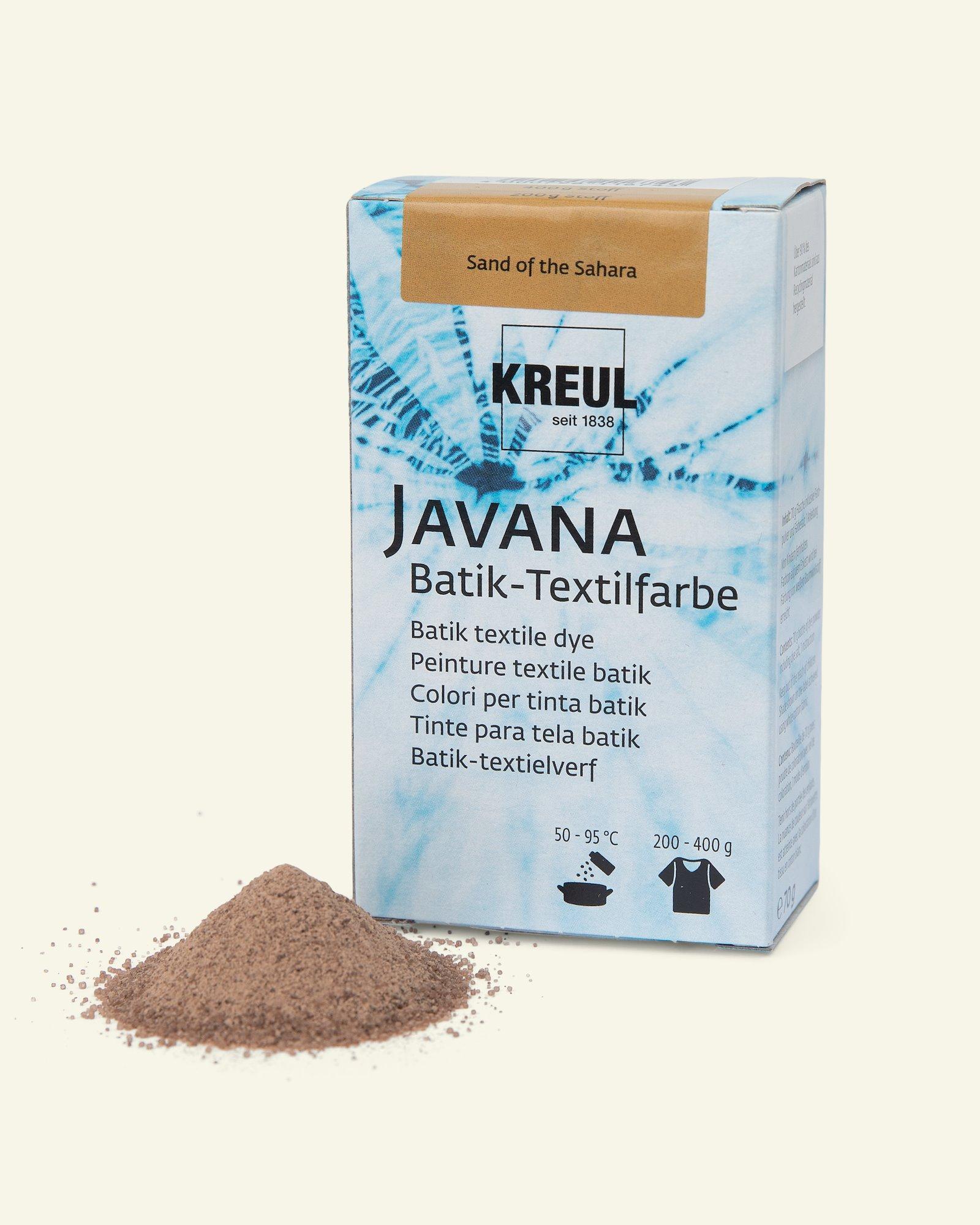 Javana batik dye sand 70g