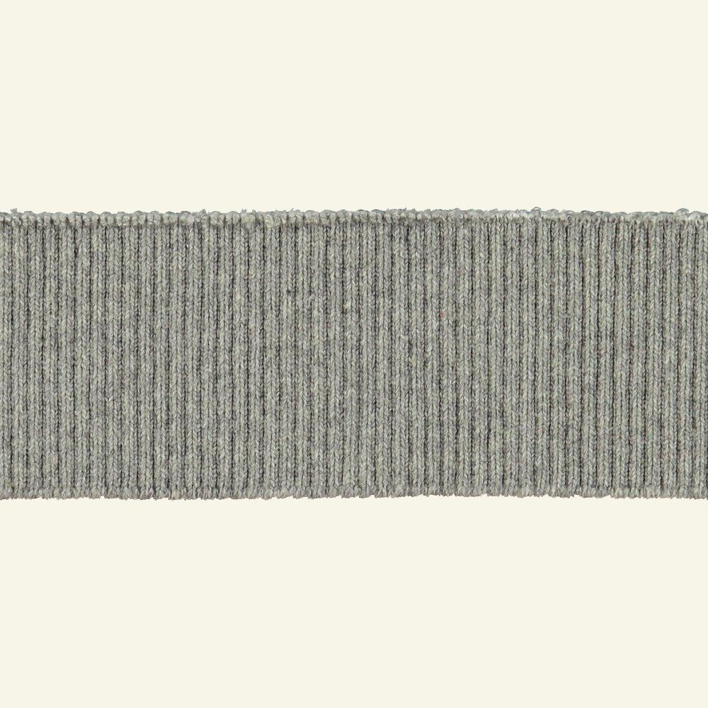 2x2 rib 6x90cm grey melange 1pcs 96141_pack