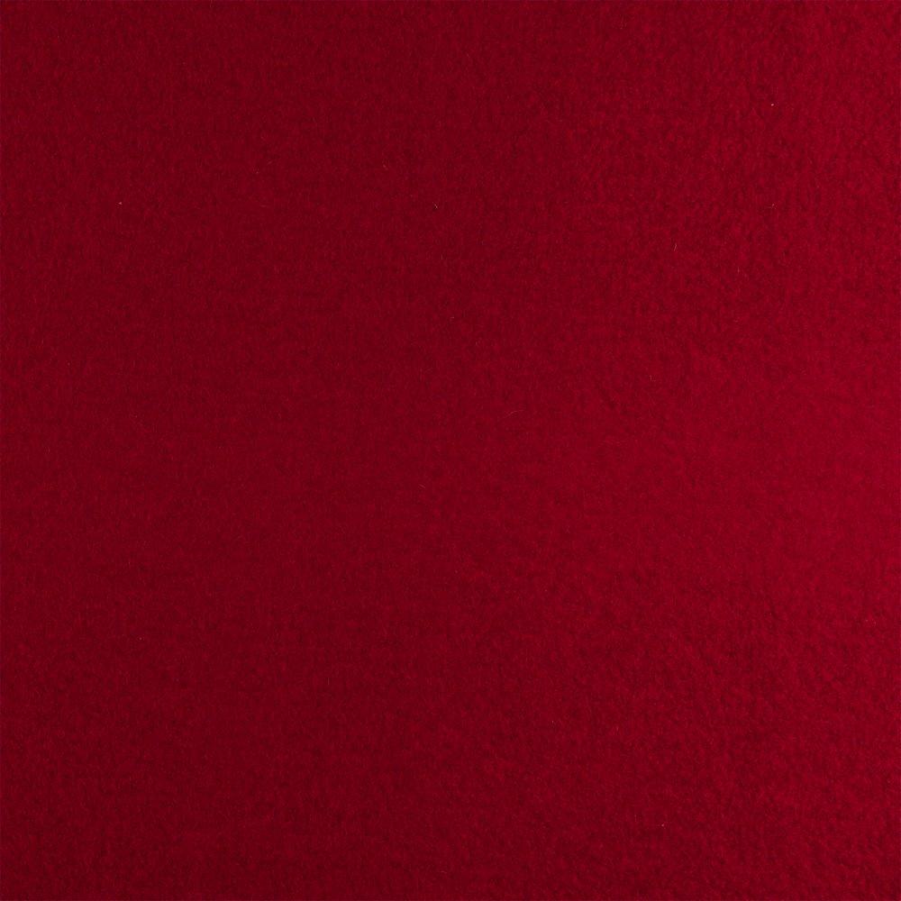 Wool felt red melange
