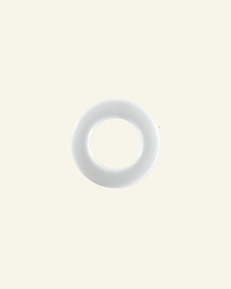 Ringe 35x20 mm Weiß 10Stk