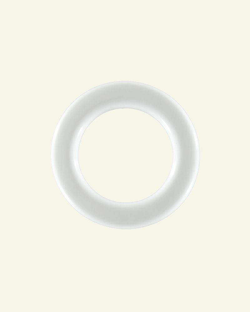 Ringe 55x35mm Weiß 10Stk