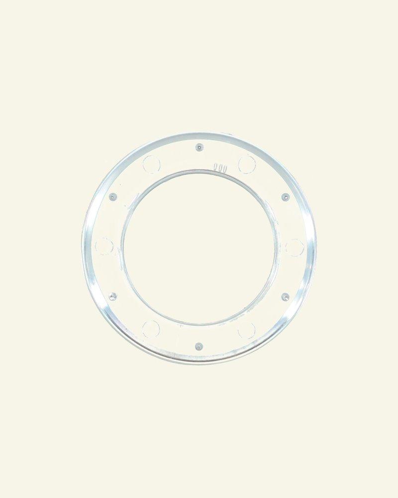 Ringe 55x35mm Transparent 10Stk