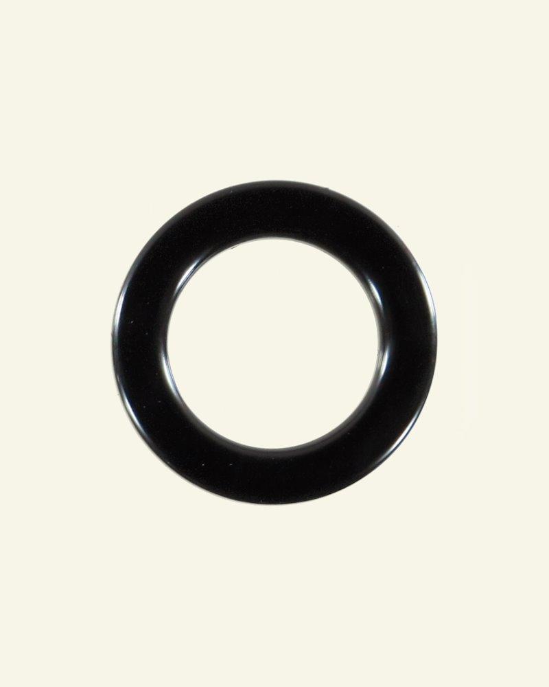 Ringe 55x35mm Schwarz 10Stk