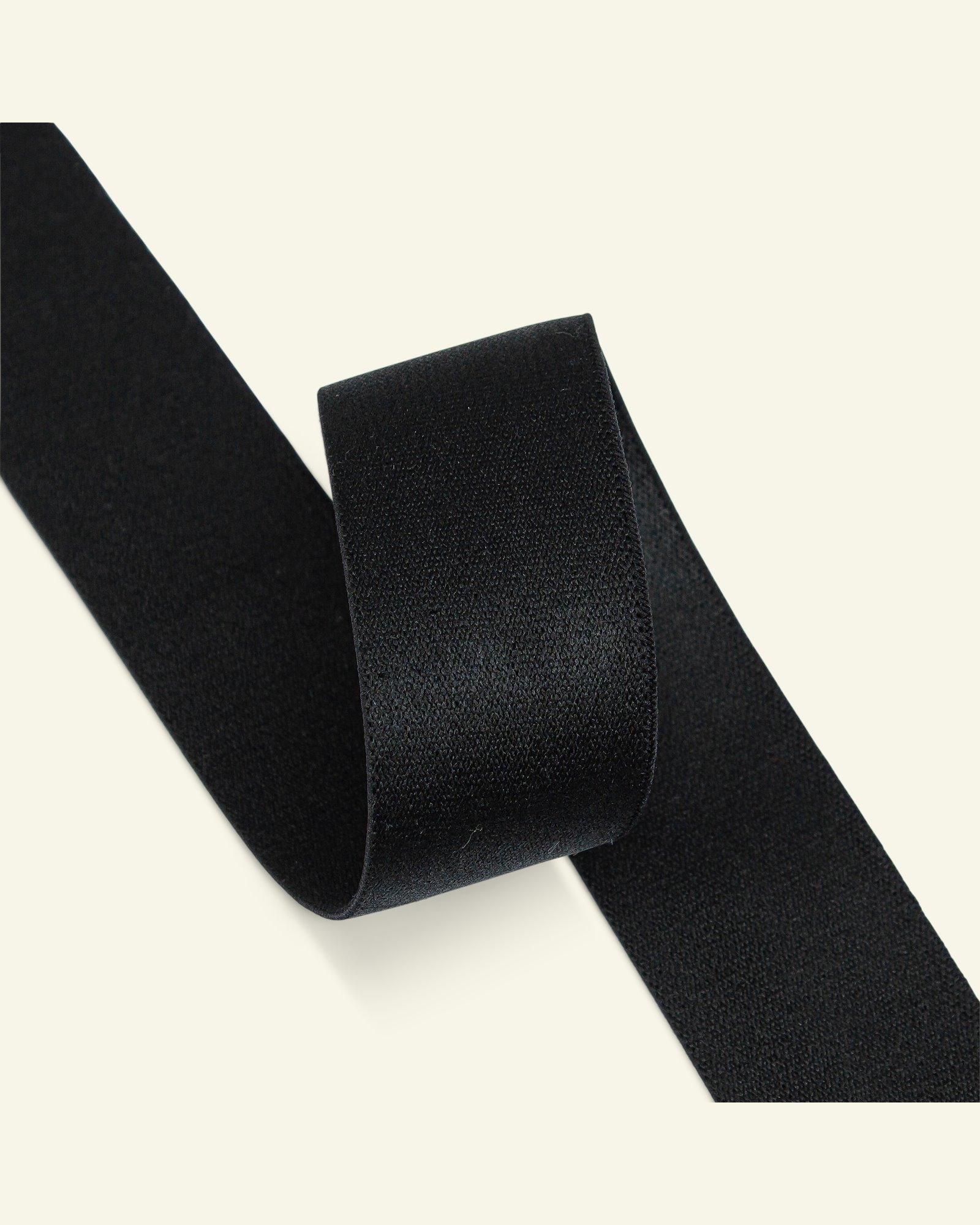 Elastic 30mm black 2m