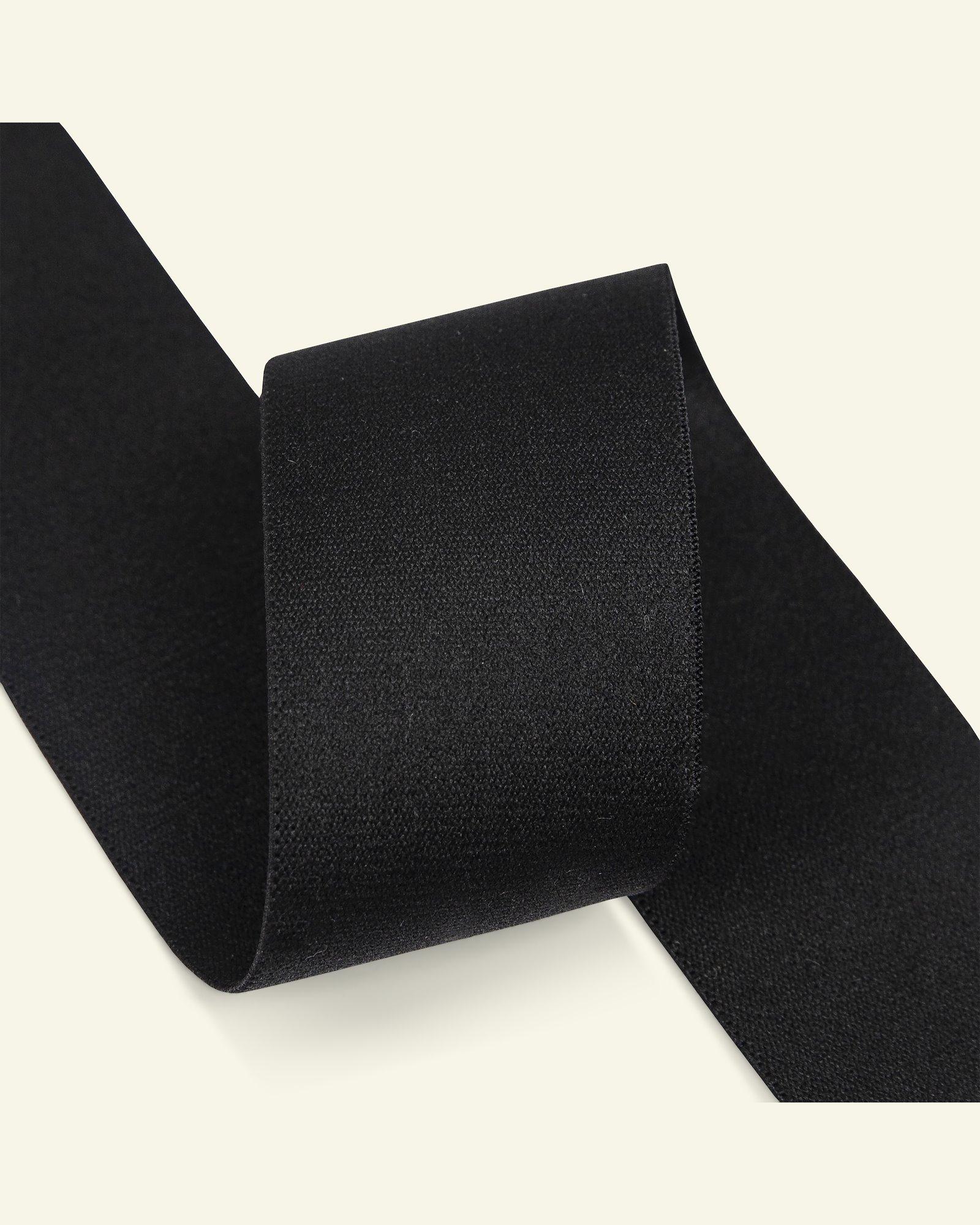 Elastic 40mm black 2m