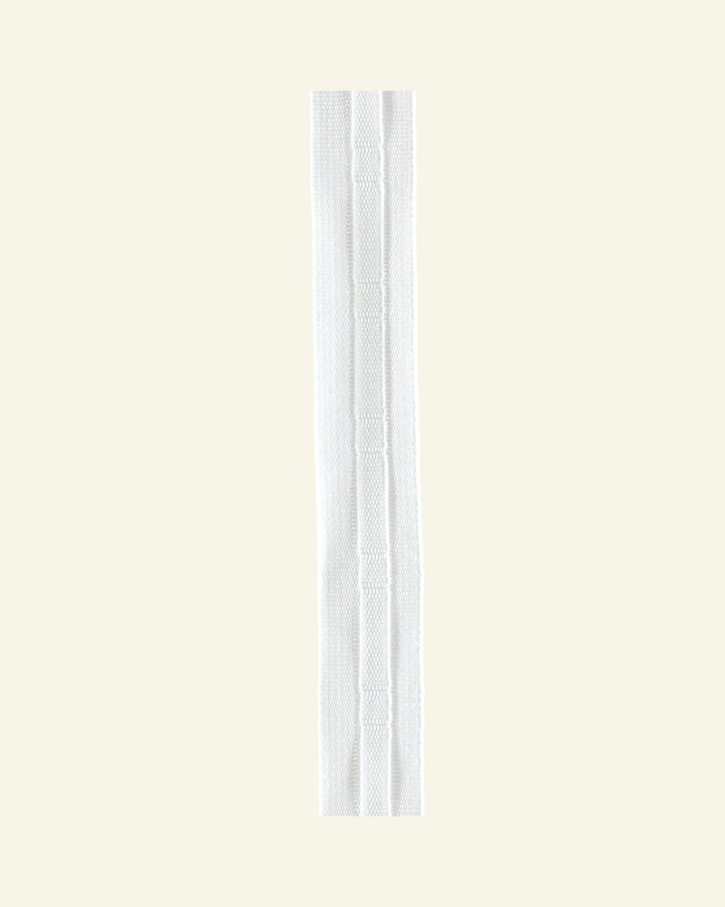 Band 15 mm Weiß 10m