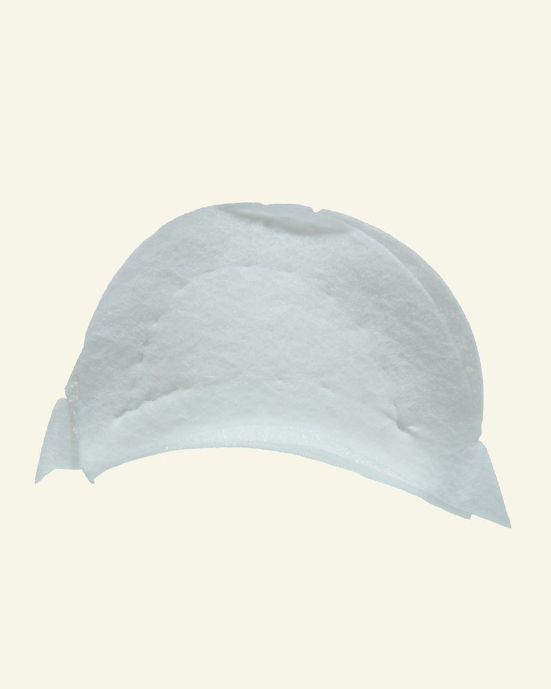 Shoulderpad white 2pcs