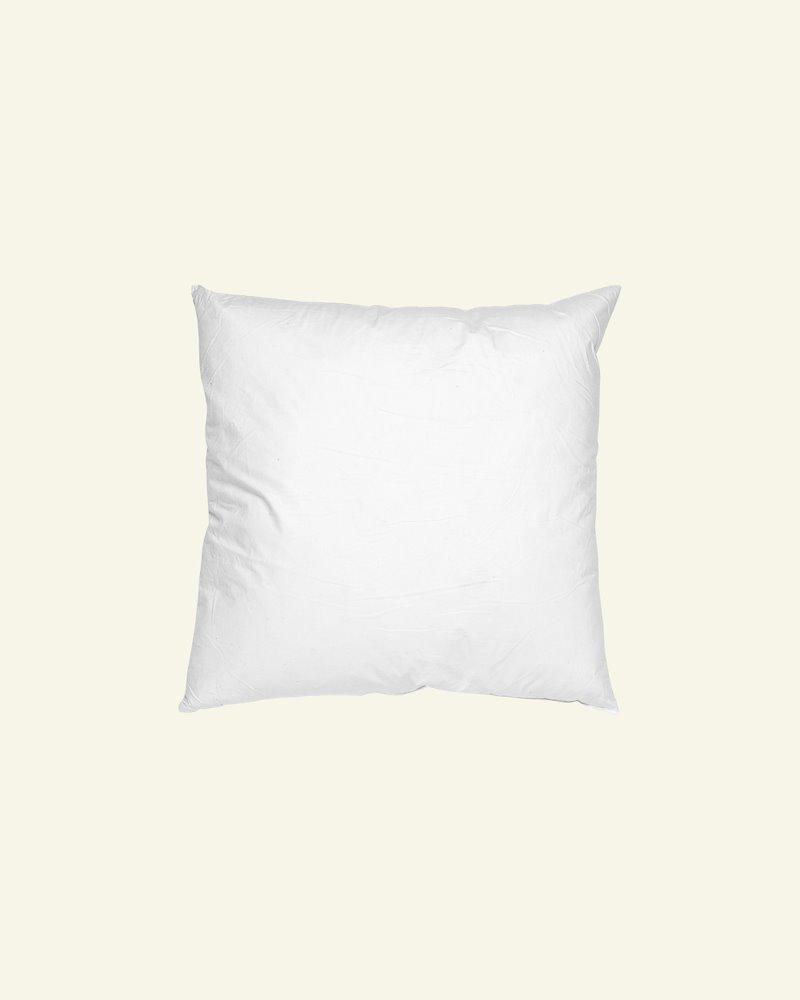 Cushion w/fibre filling 60x60cm white