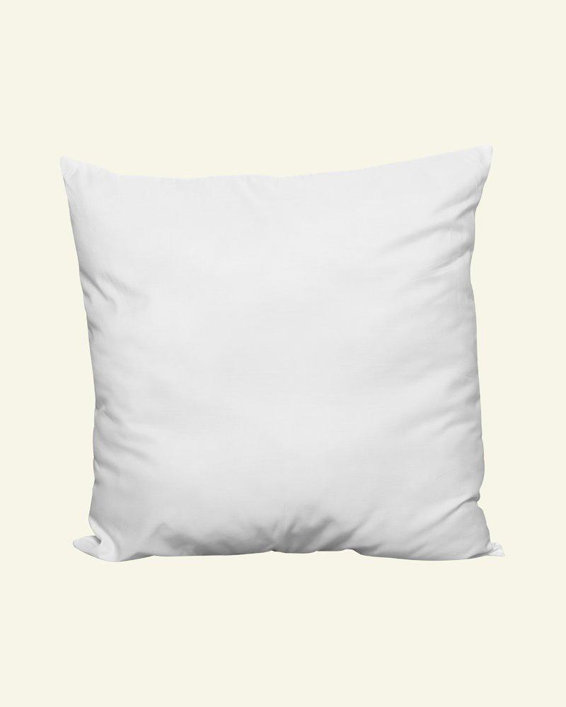 Cushion w/fibre filling 90x90cm white
