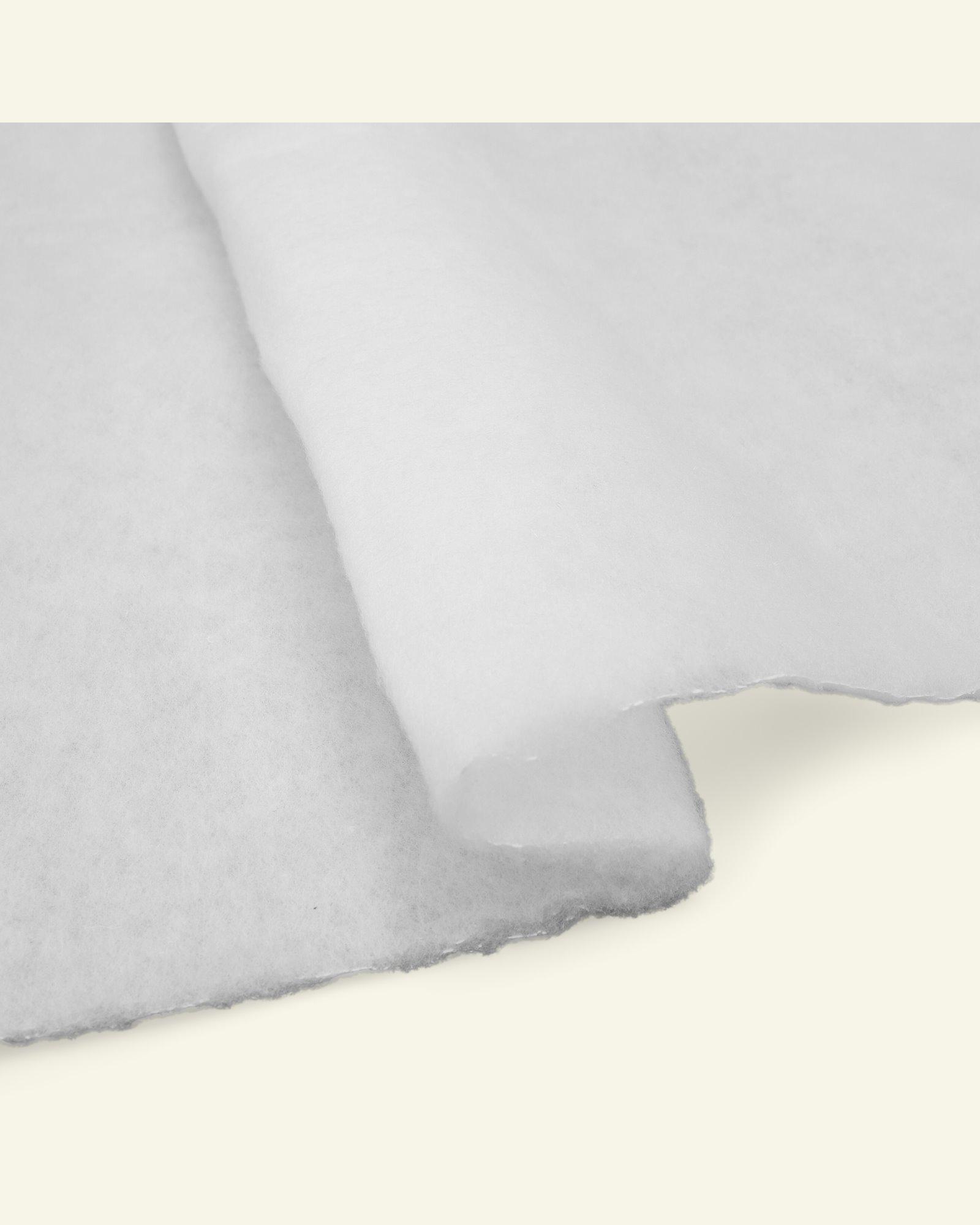Batting 100x100cm white 100g