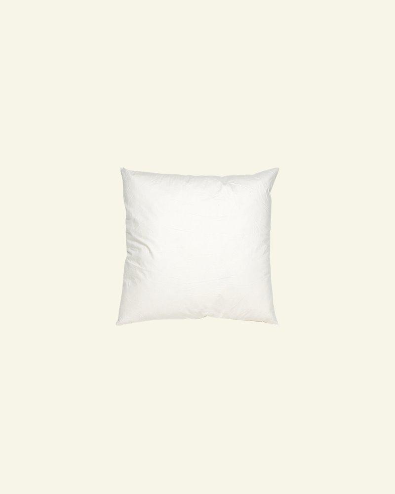 Cushion w/nature filling 40x40cm creme