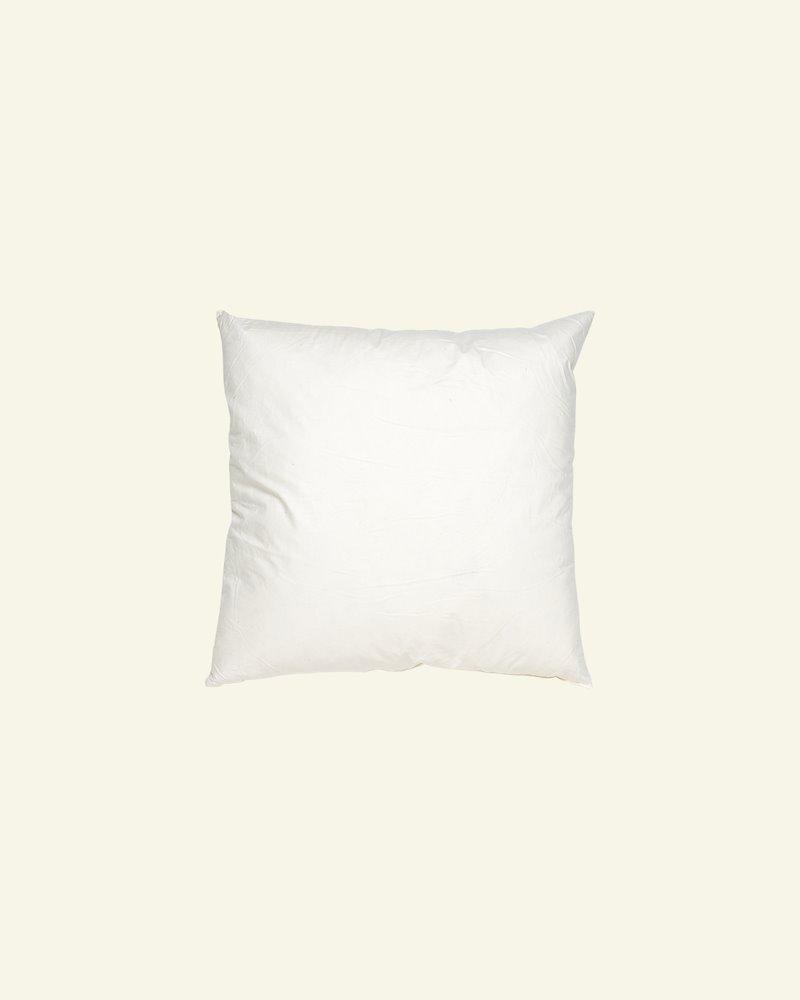 Cushion w/nature filling 50x50cm creme