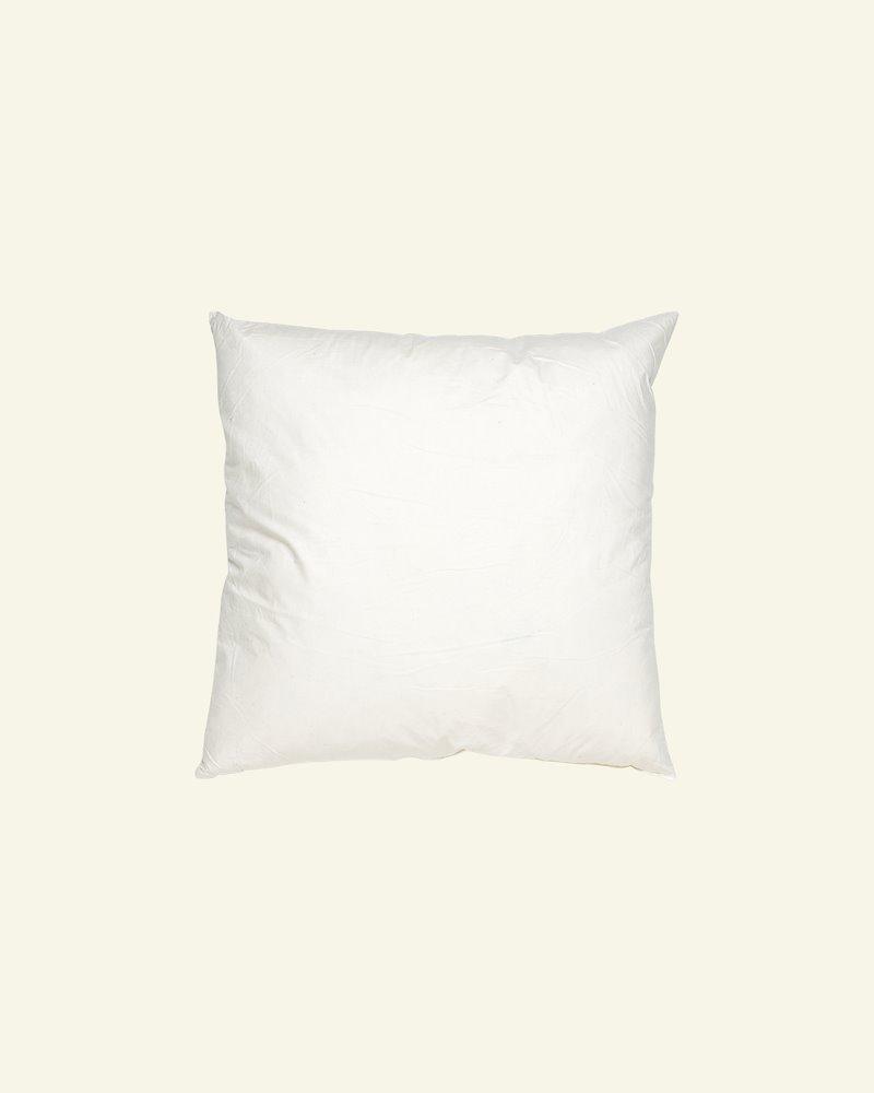 Cushion w/nature filling 60x60cm creme