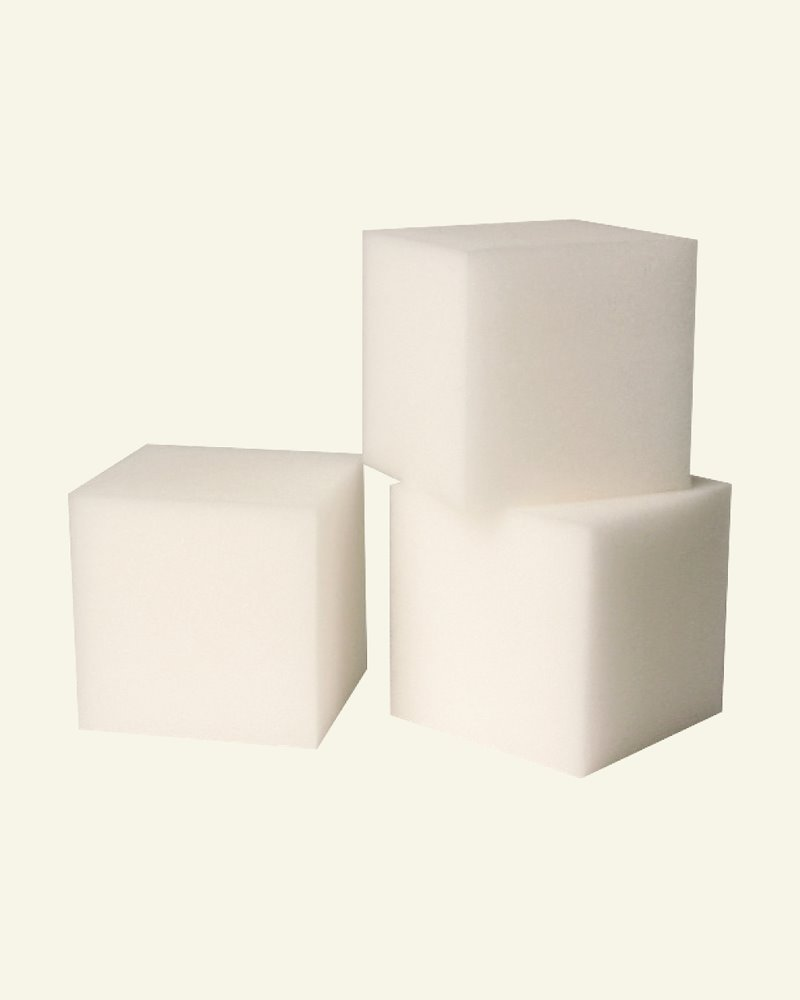 Cube foam 8x8x8 cm