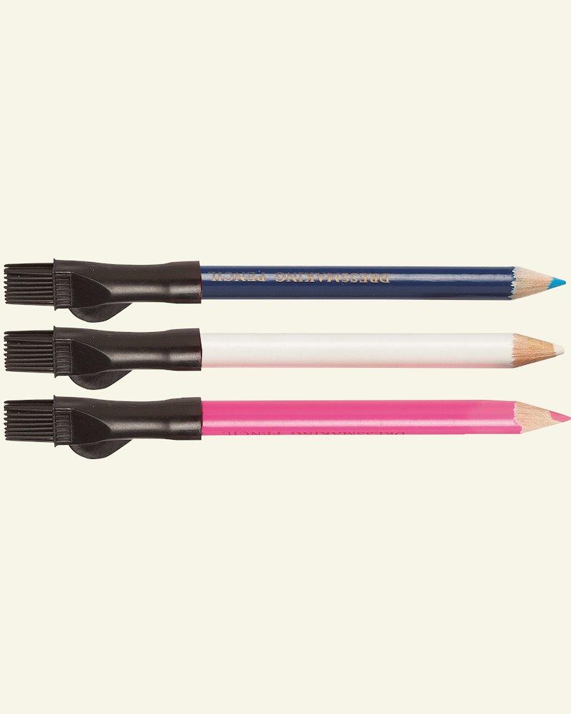 Dressmakers pencil white/blue/pink 13pcs